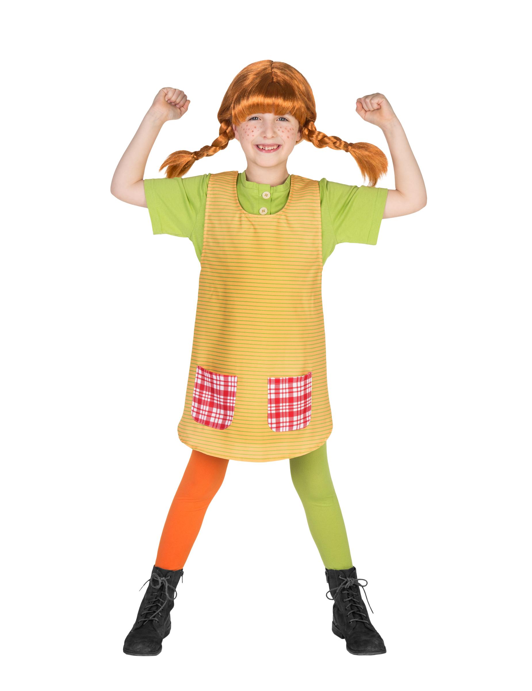 Original Pippi Langstrumpf Kostm Fr Kinder