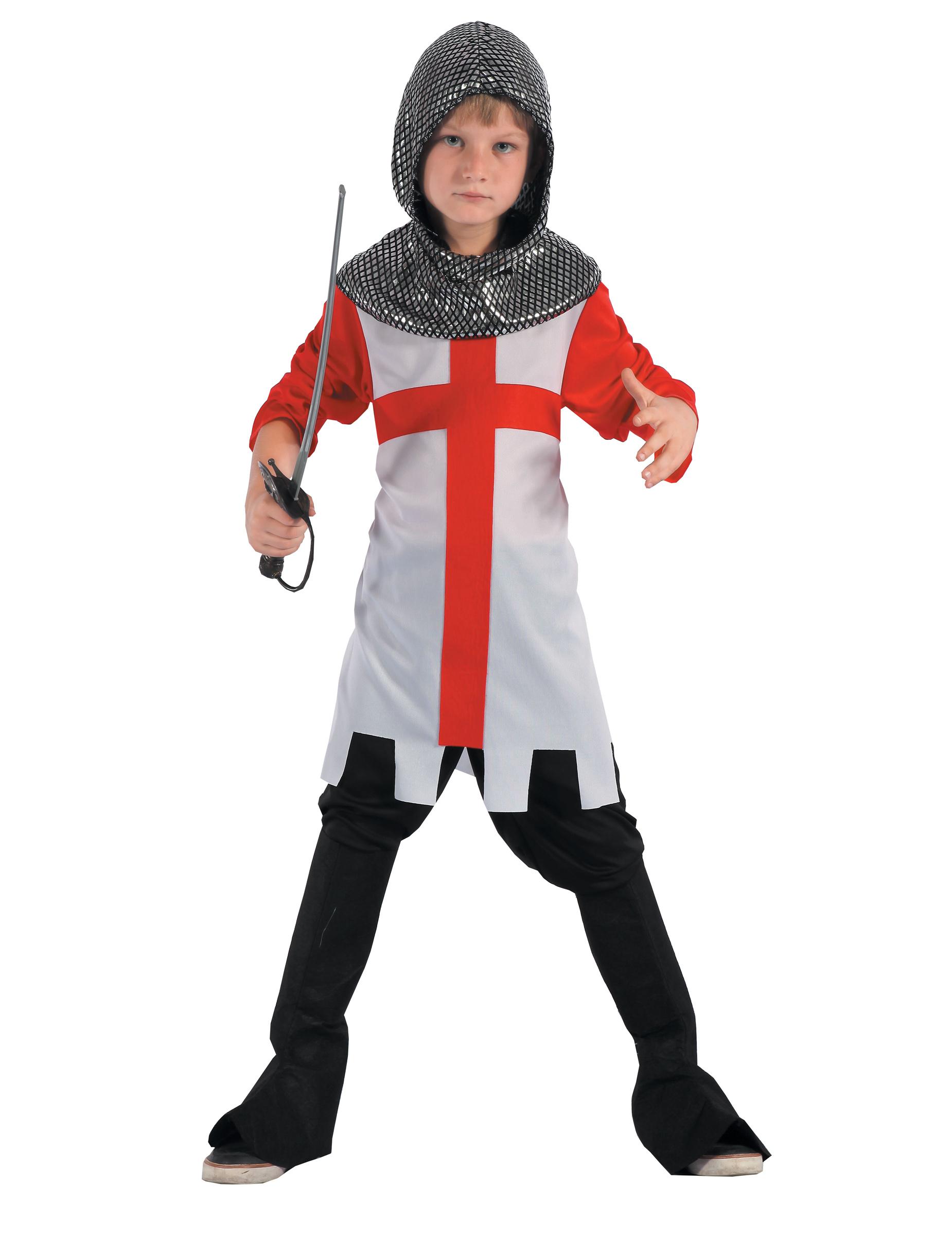 #Kreuzritterkostüm für Jungen#