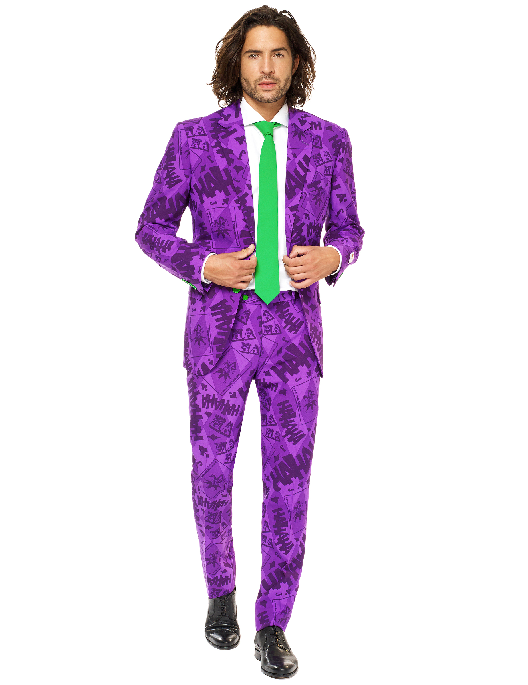 Opposuits The Joker Anzug für Herren - M/L (52) 279788