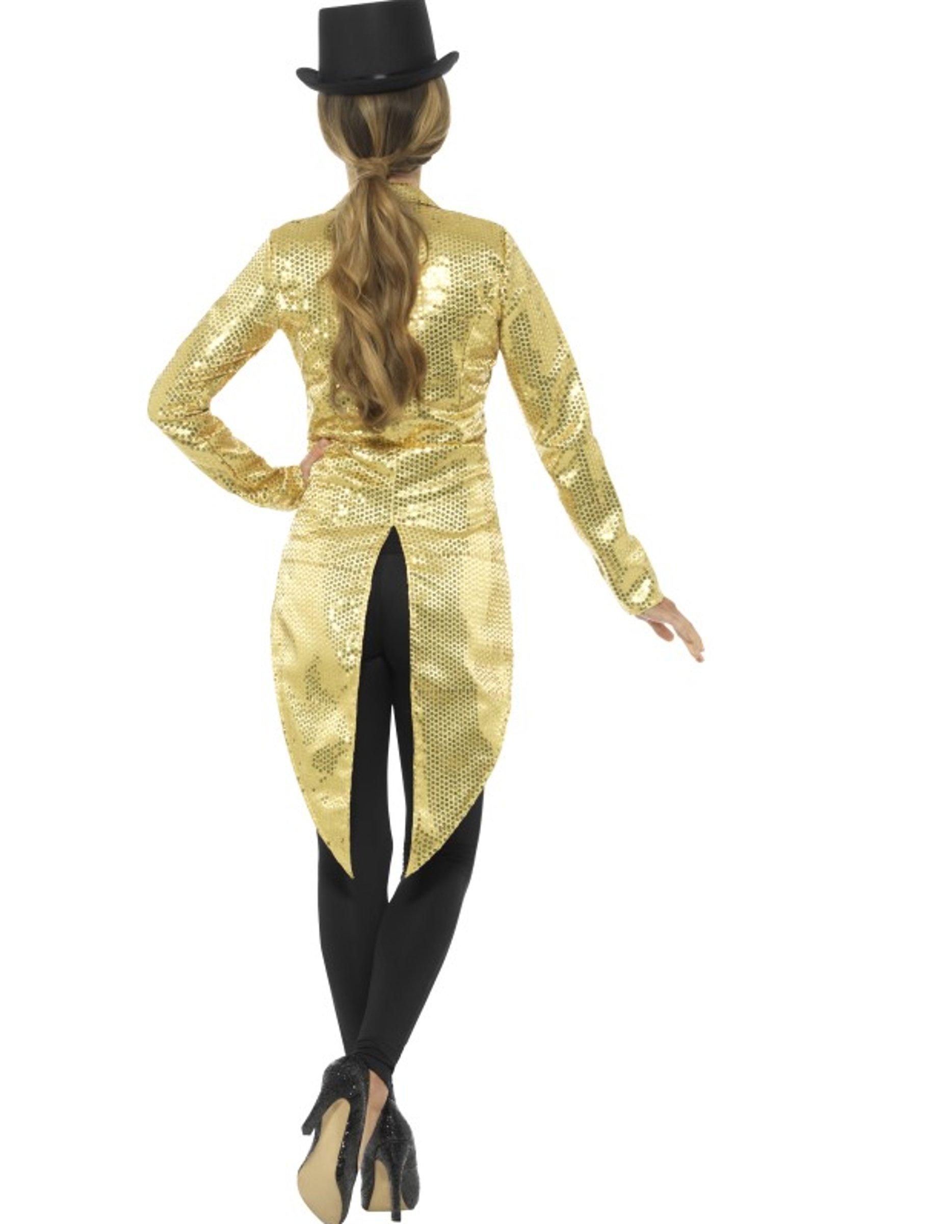 goldene paillettenbluse f r die frau kost me f r. Black Bedroom Furniture Sets. Home Design Ideas
