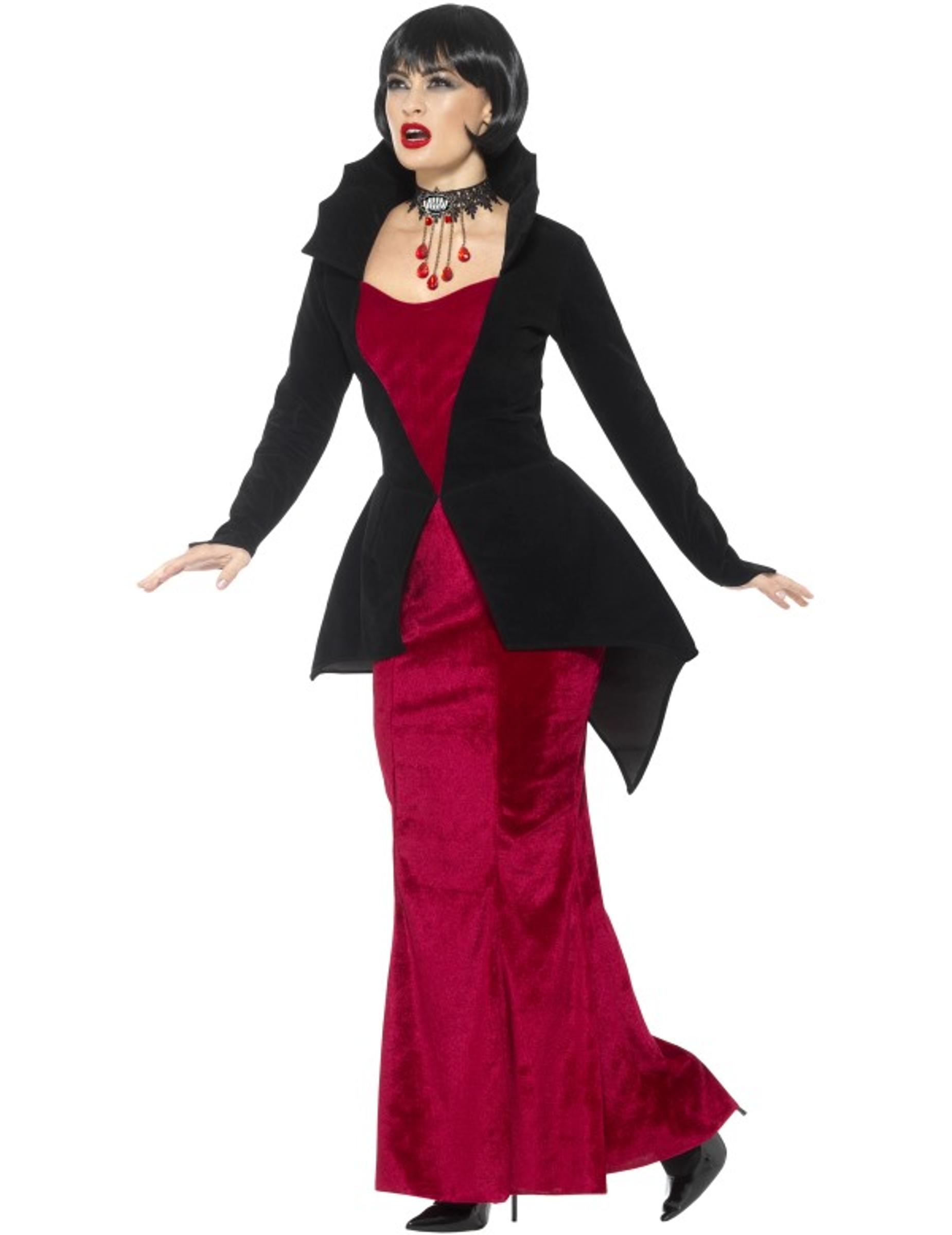 k nigliches vampir kost m f r damen kost me f r. Black Bedroom Furniture Sets. Home Design Ideas