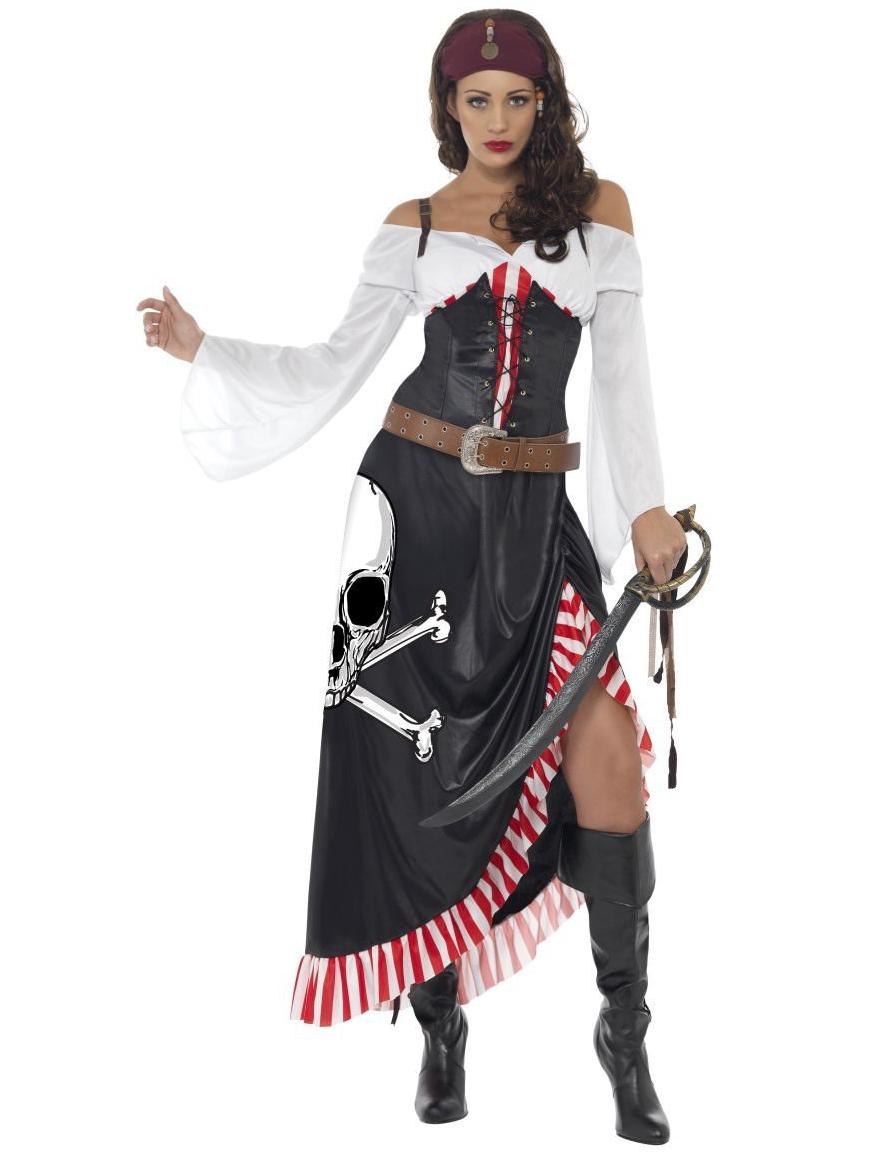 piraten kost m damen kost me f r erwachsene und g nstige faschingskost me vegaoo. Black Bedroom Furniture Sets. Home Design Ideas