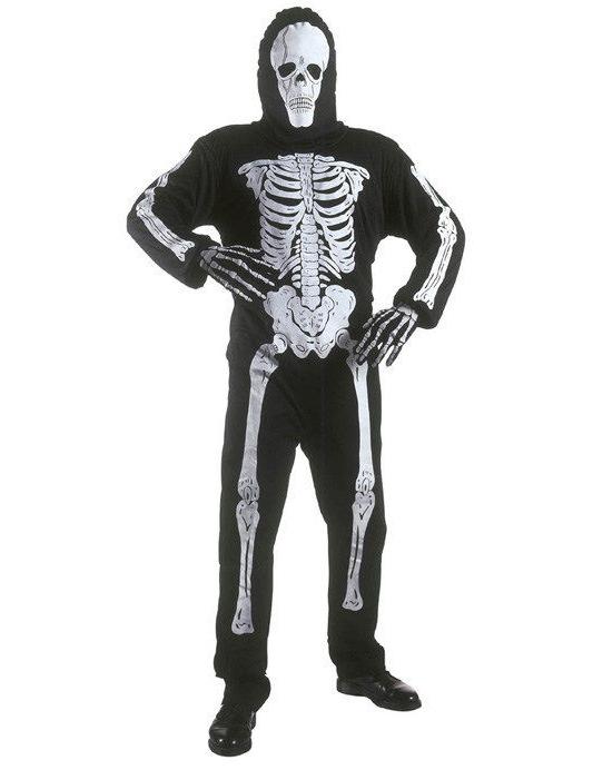 verkleidung skelett f r kinder kost me f r kinder und g nstige faschingskost me vegaoo. Black Bedroom Furniture Sets. Home Design Ideas