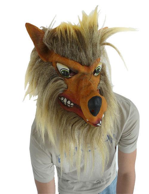 Maske Werwolf Erwachsene 192229