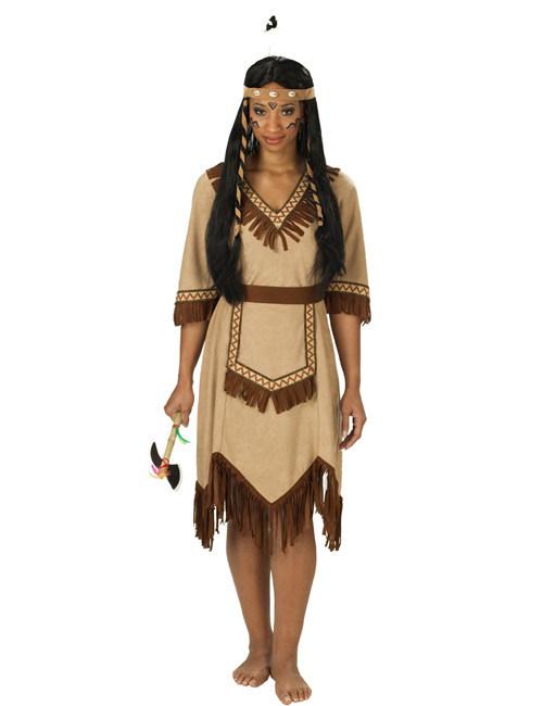 apache indianer kost m damen kost me f r erwachsene und g nstige faschingskost me vegaoo. Black Bedroom Furniture Sets. Home Design Ideas