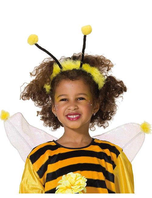 Stirnband Biene Kinder Accessoires Und Gunstige Faschingskostume