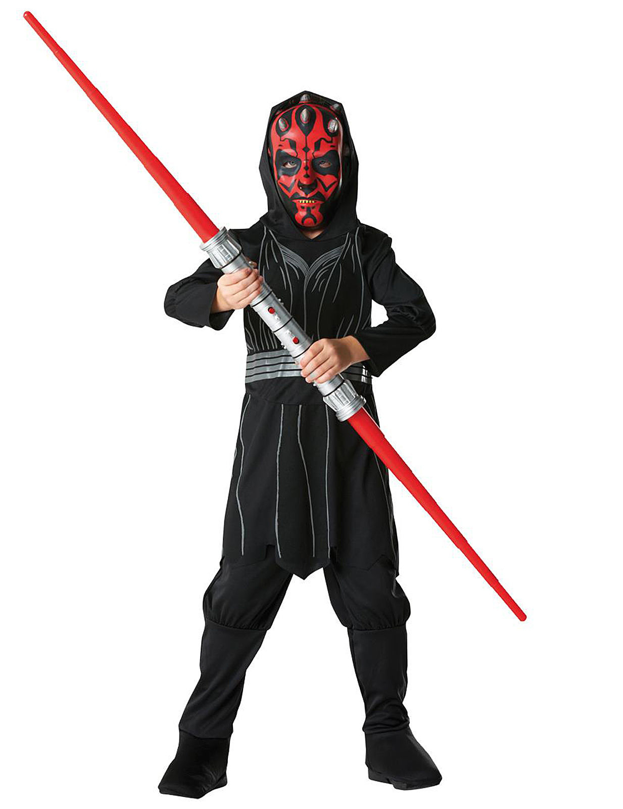 darth maul star wars kost m f r kinder kost me f r kinder und g nstige faschingskost me vegaoo. Black Bedroom Furniture Sets. Home Design Ideas