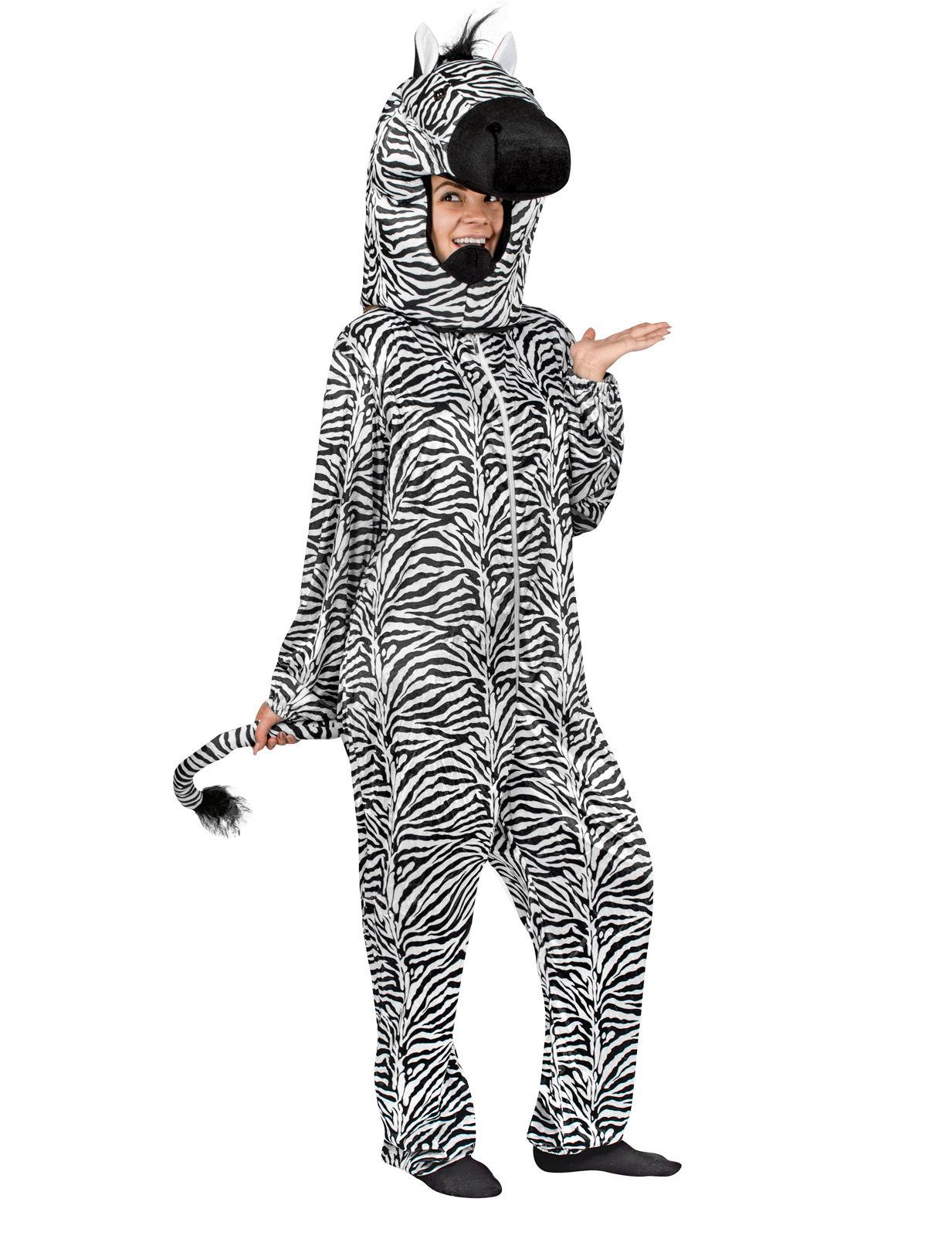 zebra kostuem fuer erwachsene  kostueme fuer