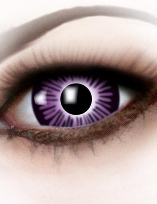 kontaktlinsen lila farbt ne erwachsene schminke und g nstige faschingskost me vegaoo. Black Bedroom Furniture Sets. Home Design Ideas