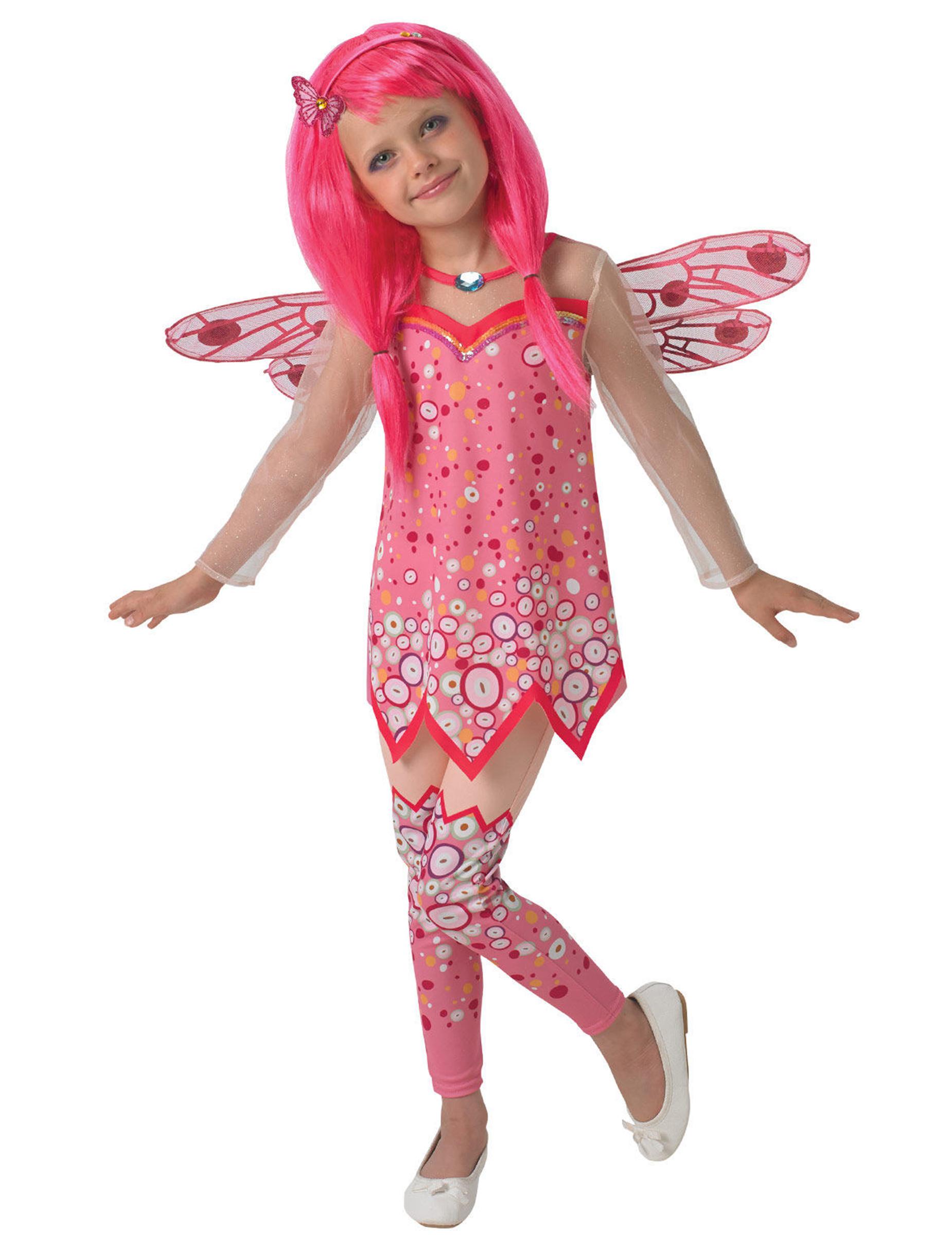 #Mia and Me™ Kostüm für Mädchen Deluxe-Ausführung#