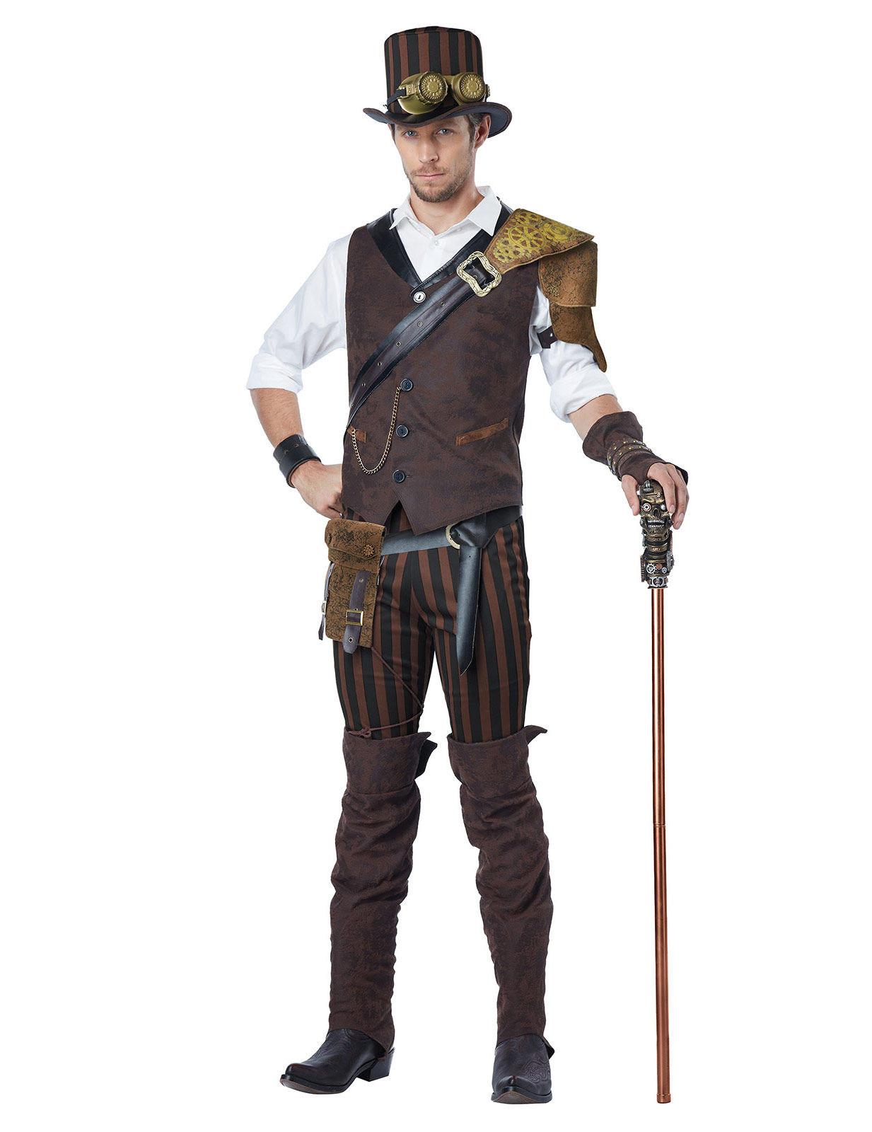 Steampunk Kostüm Für Herren Kostüme Für Erwachseneund Günstige
