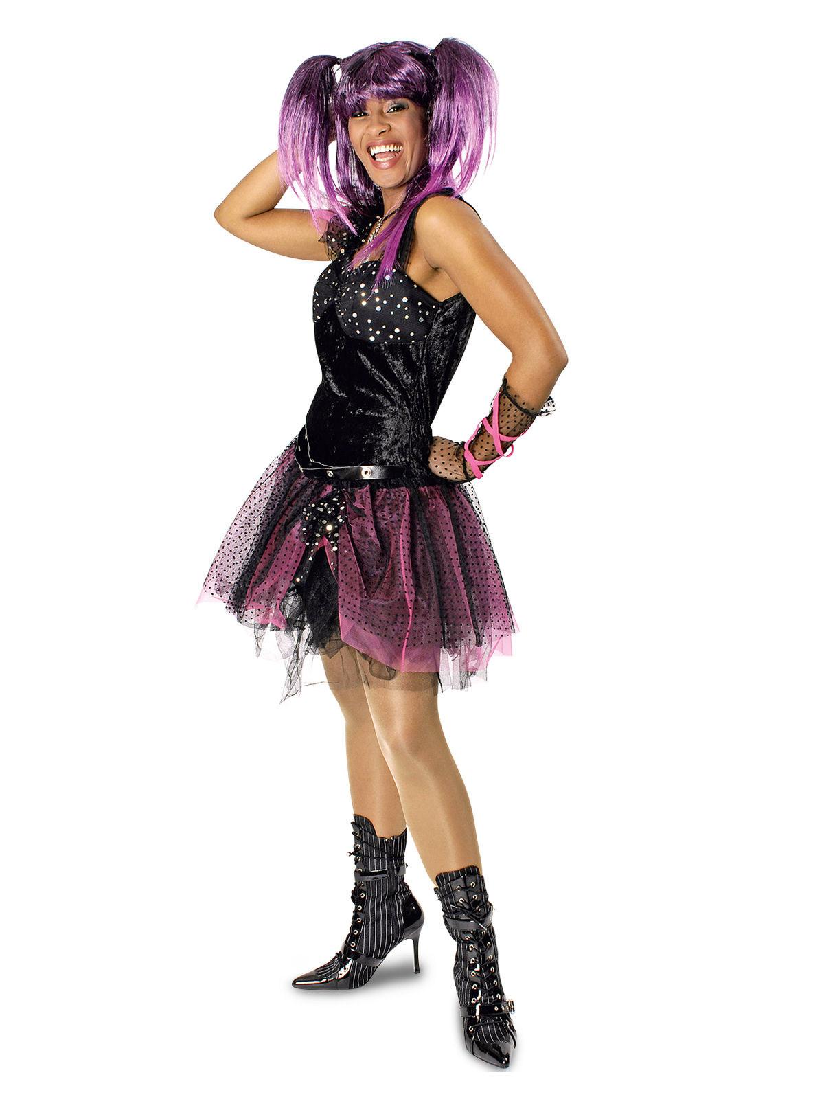 Punk Rocker Kostum Tutu Damen Kostume Fur Erwachsene Und Gunstige