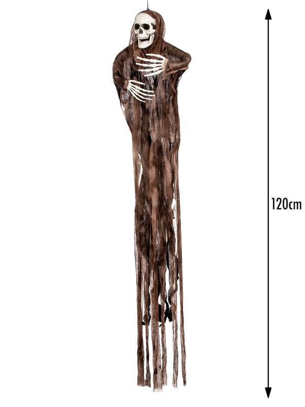 Leuchtende skelett deko zum aufh ngen 120 cm halloween for Leuchtende zimmer deko