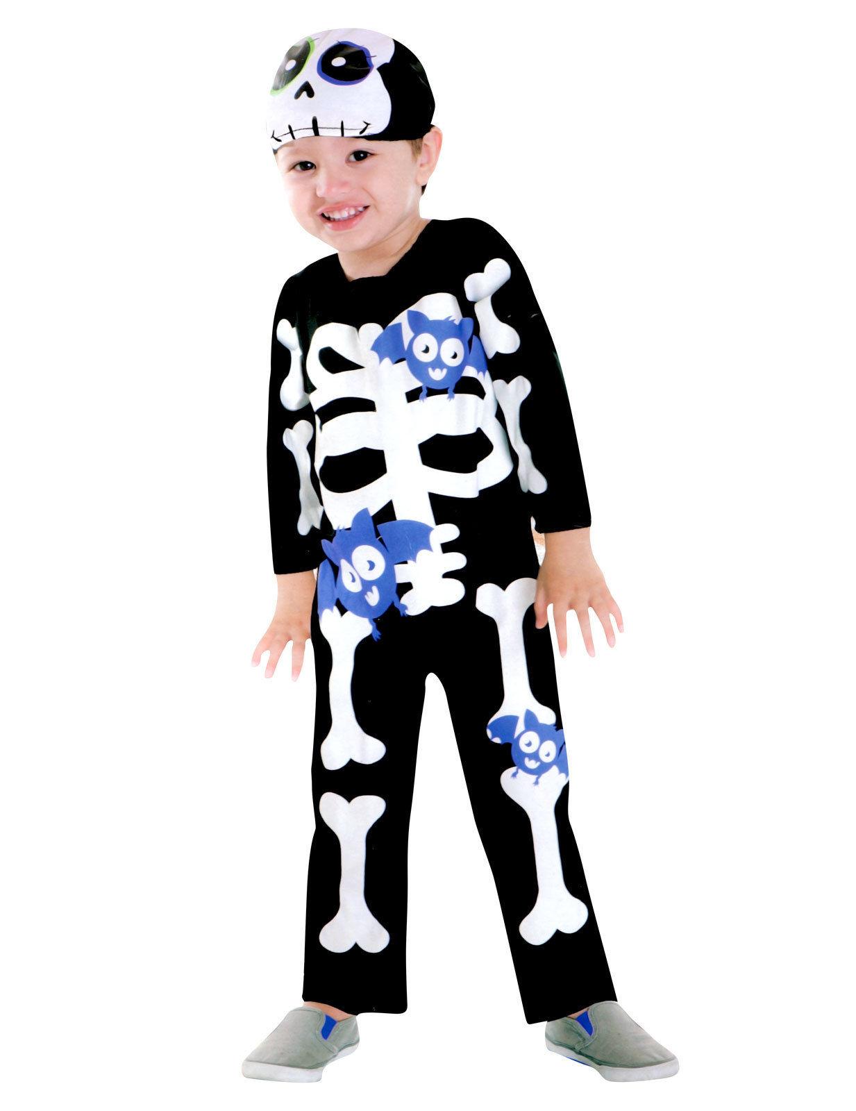 kost m als skelett mit lila flederm usen f r kinder zu halloween kost me f r kinder und. Black Bedroom Furniture Sets. Home Design Ideas