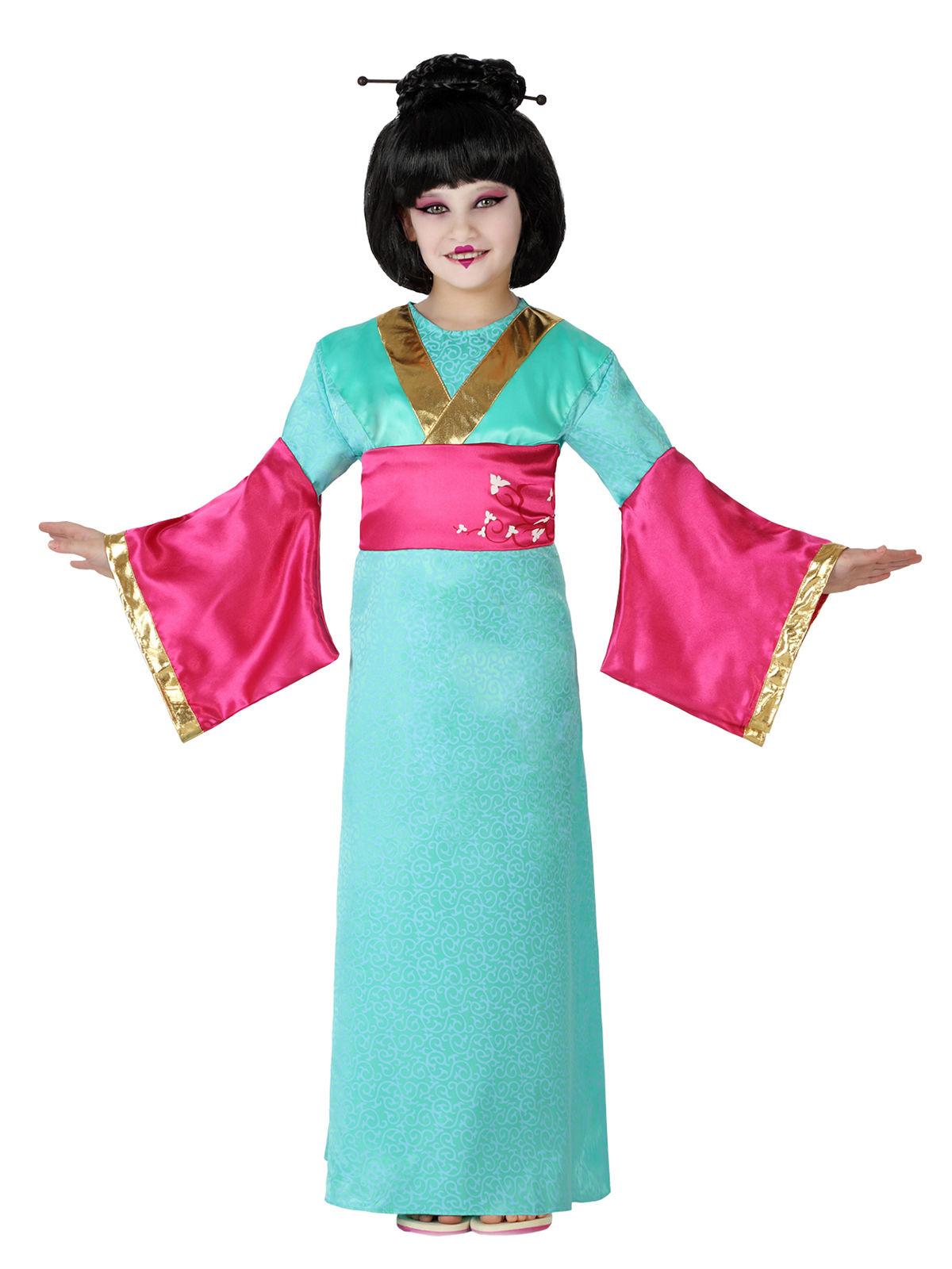 Geisha Kostüm Kinder : geisha kost m f r m dchen kost me f r kinder und g nstige faschingskost me vegaoo ~ Frokenaadalensverden.com Haus und Dekorationen