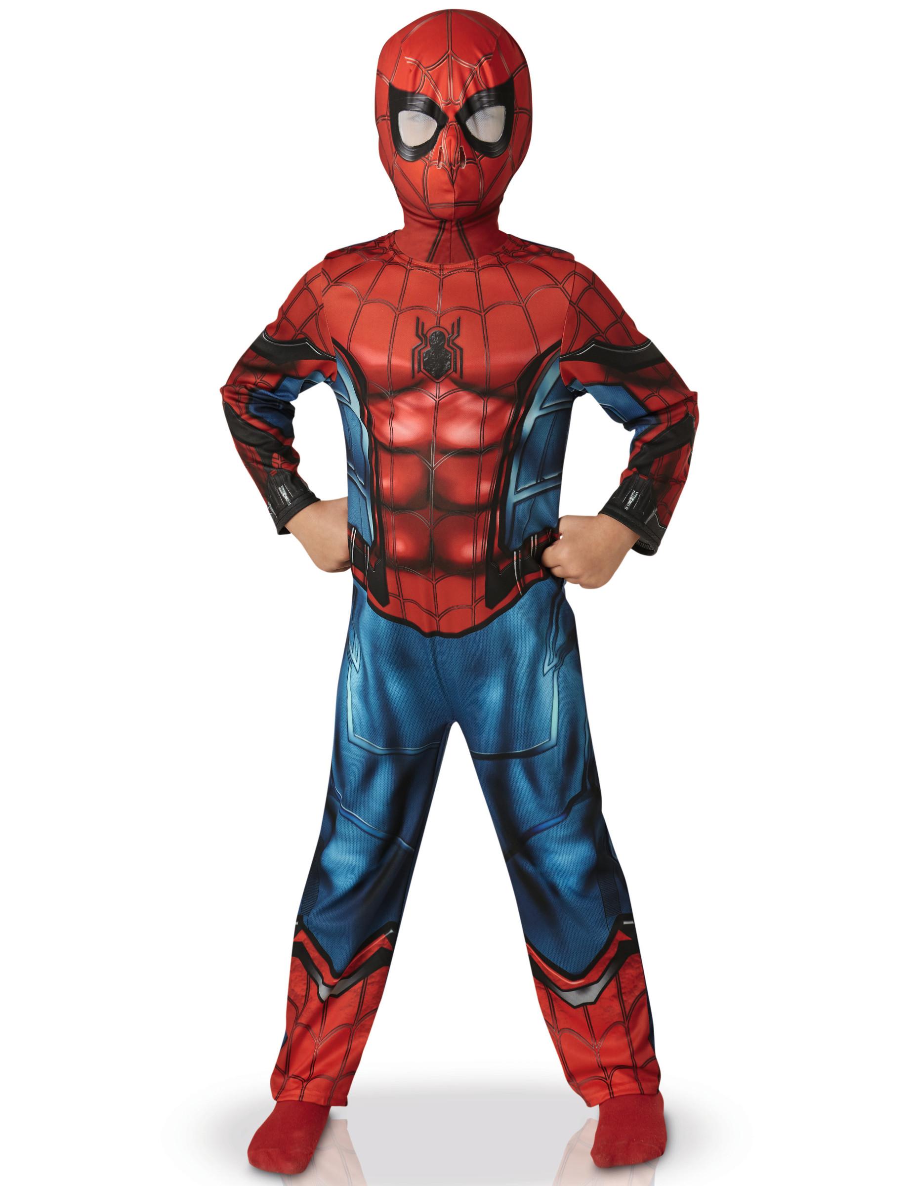 Spiderman™ Kostüm für Jungen und Mädchen