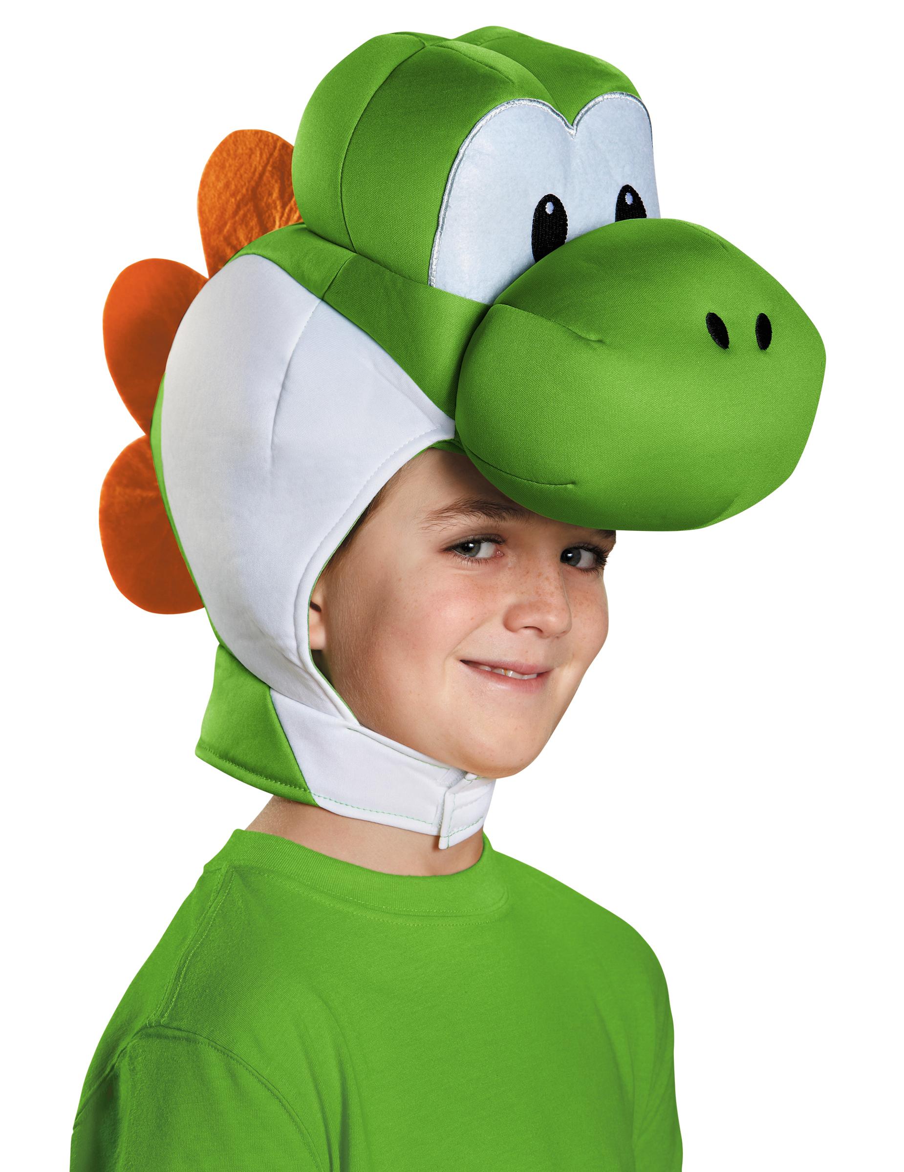 Yoshi Mütze für Kinder Nintendo 270757