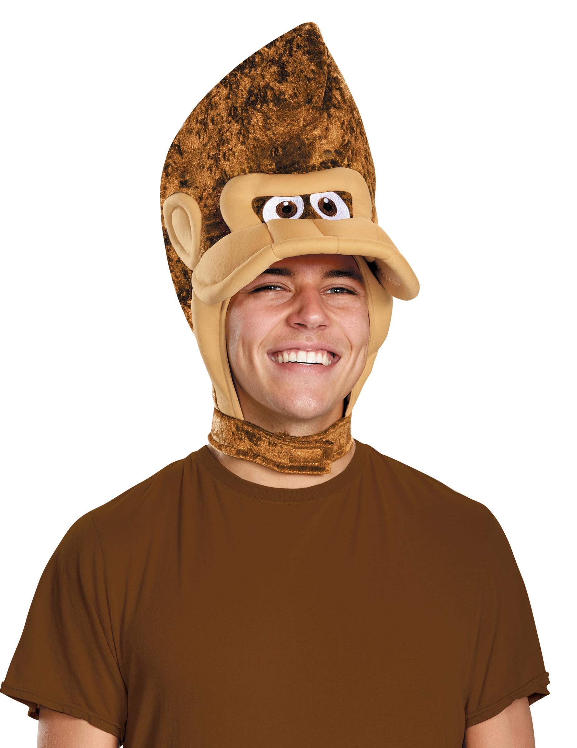 Donkey Kong Mütze für Erwachsene Nintendo 270771