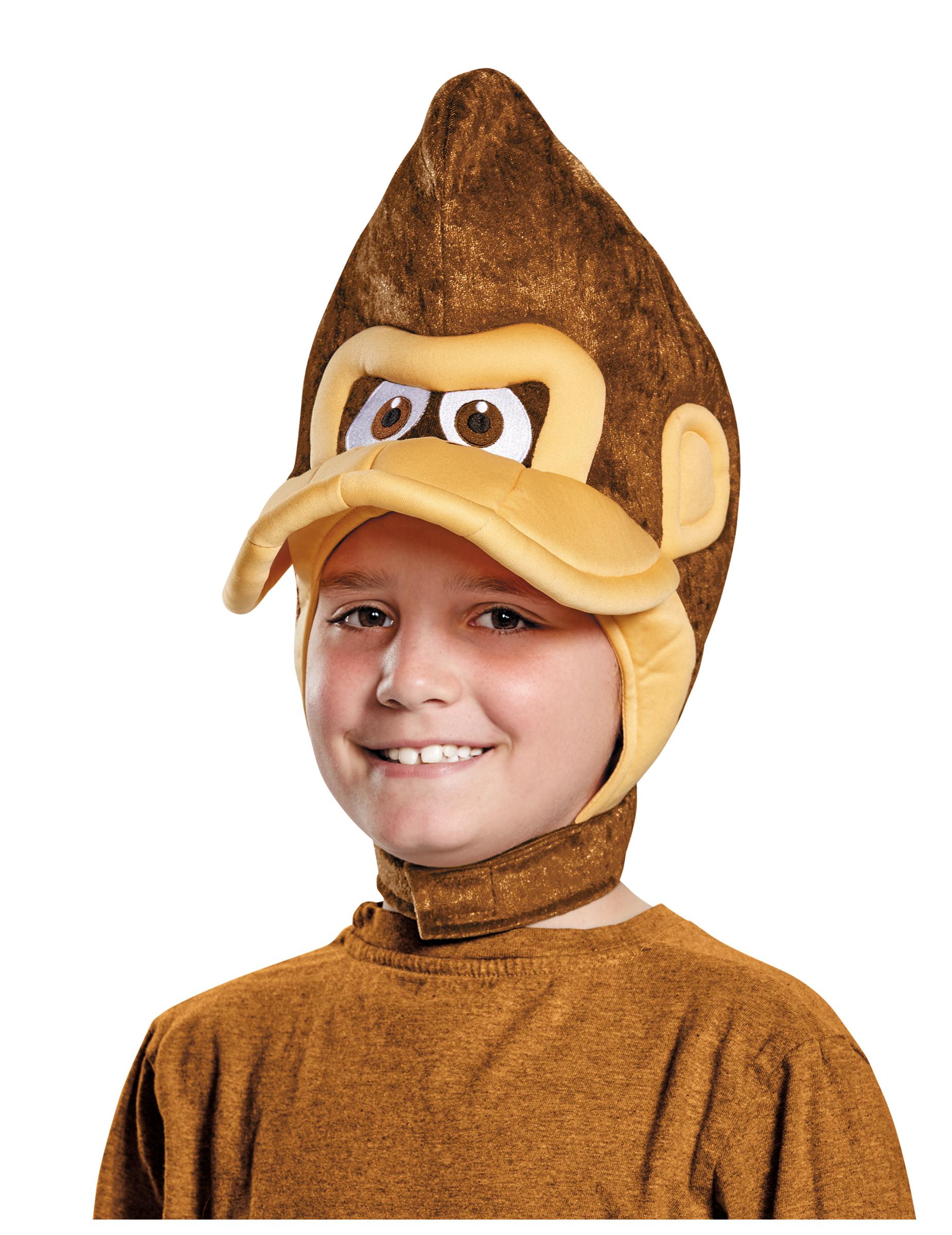 Donkey Kong Mütze für Kinder Nintendo 270772