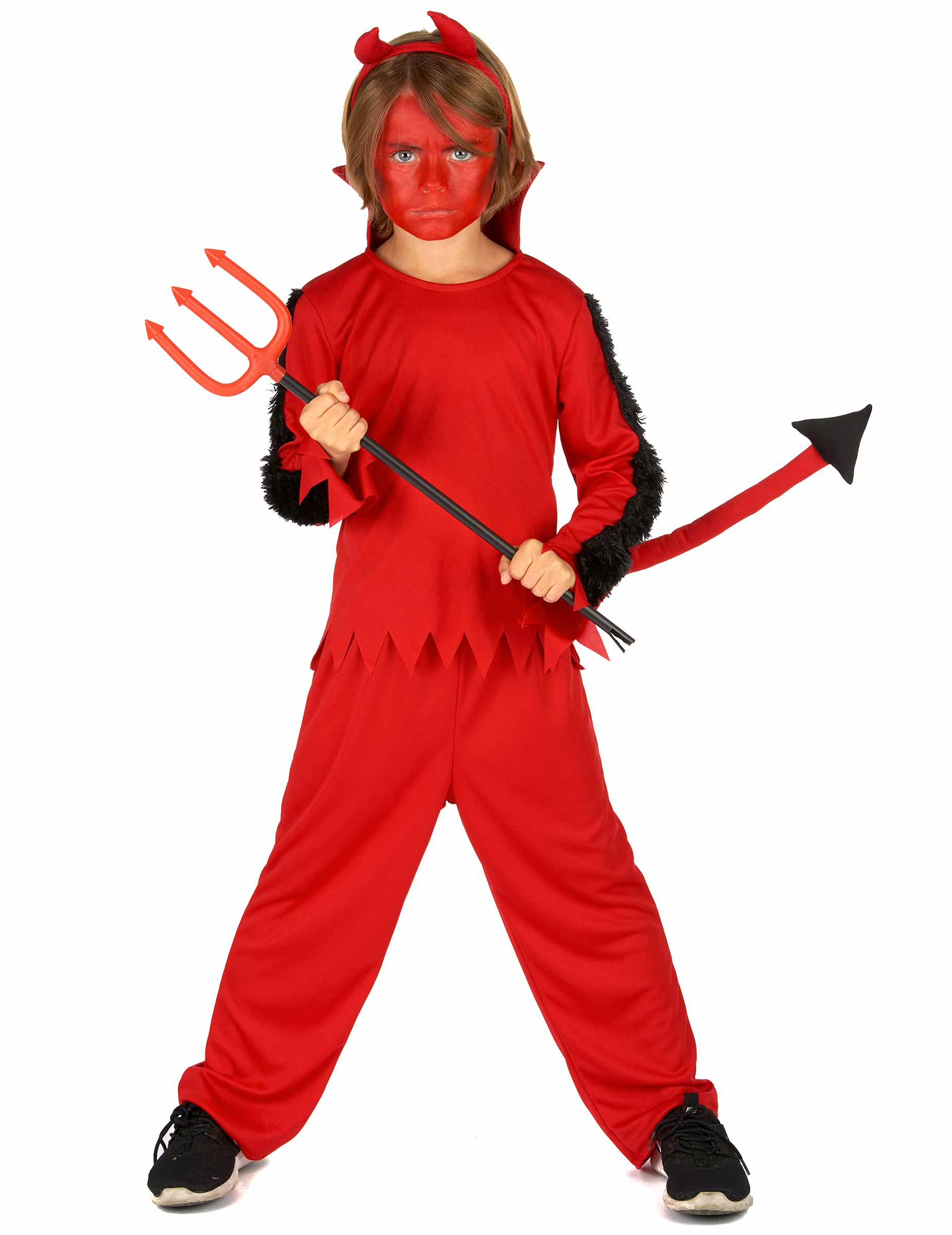 Teufels Kostum Fur Kinder
