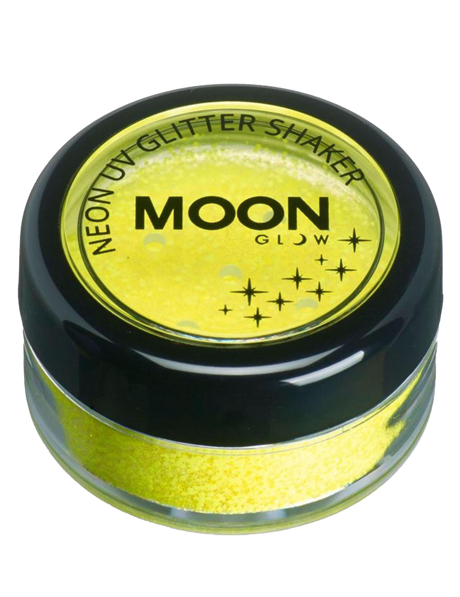 moonglow party make up puder leuchtet im dunkeln gelb. Black Bedroom Furniture Sets. Home Design Ideas