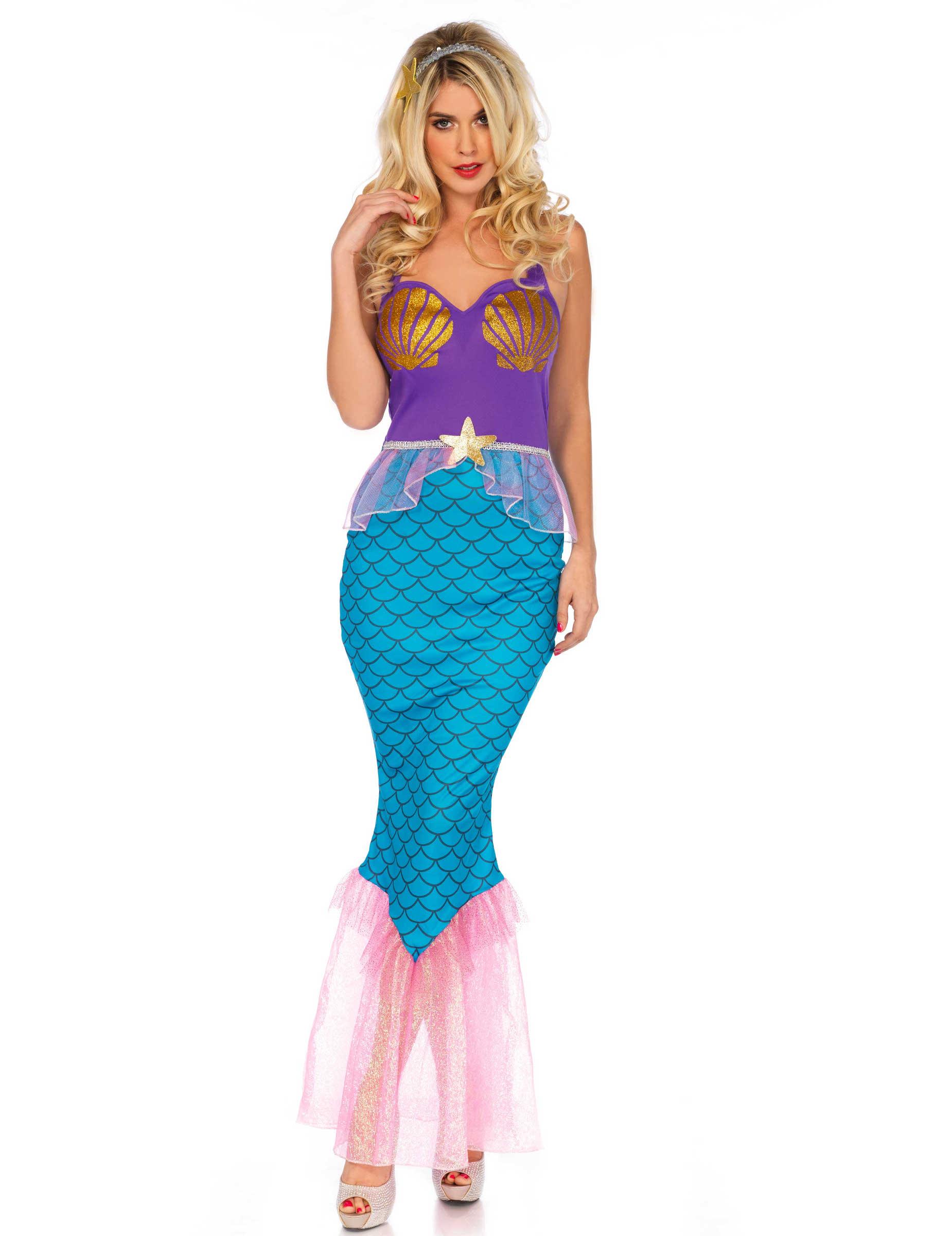 Sexy Meerjungfrauen Kostum Fur Erwachsene Kostume Fur Erwachsene