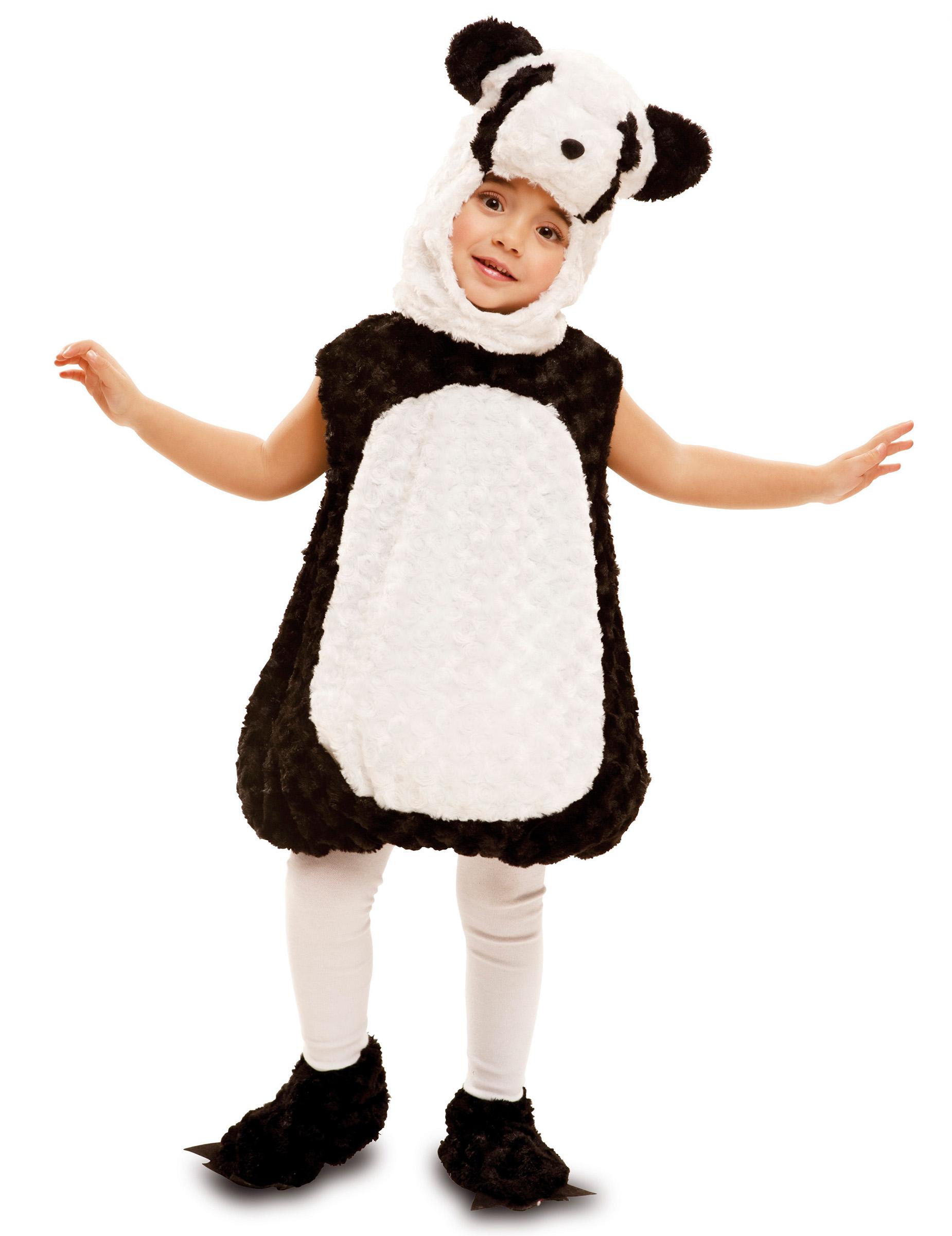 panda kost m f r kinder kost me f r kinder und g nstige faschingskost me vegaoo. Black Bedroom Furniture Sets. Home Design Ideas