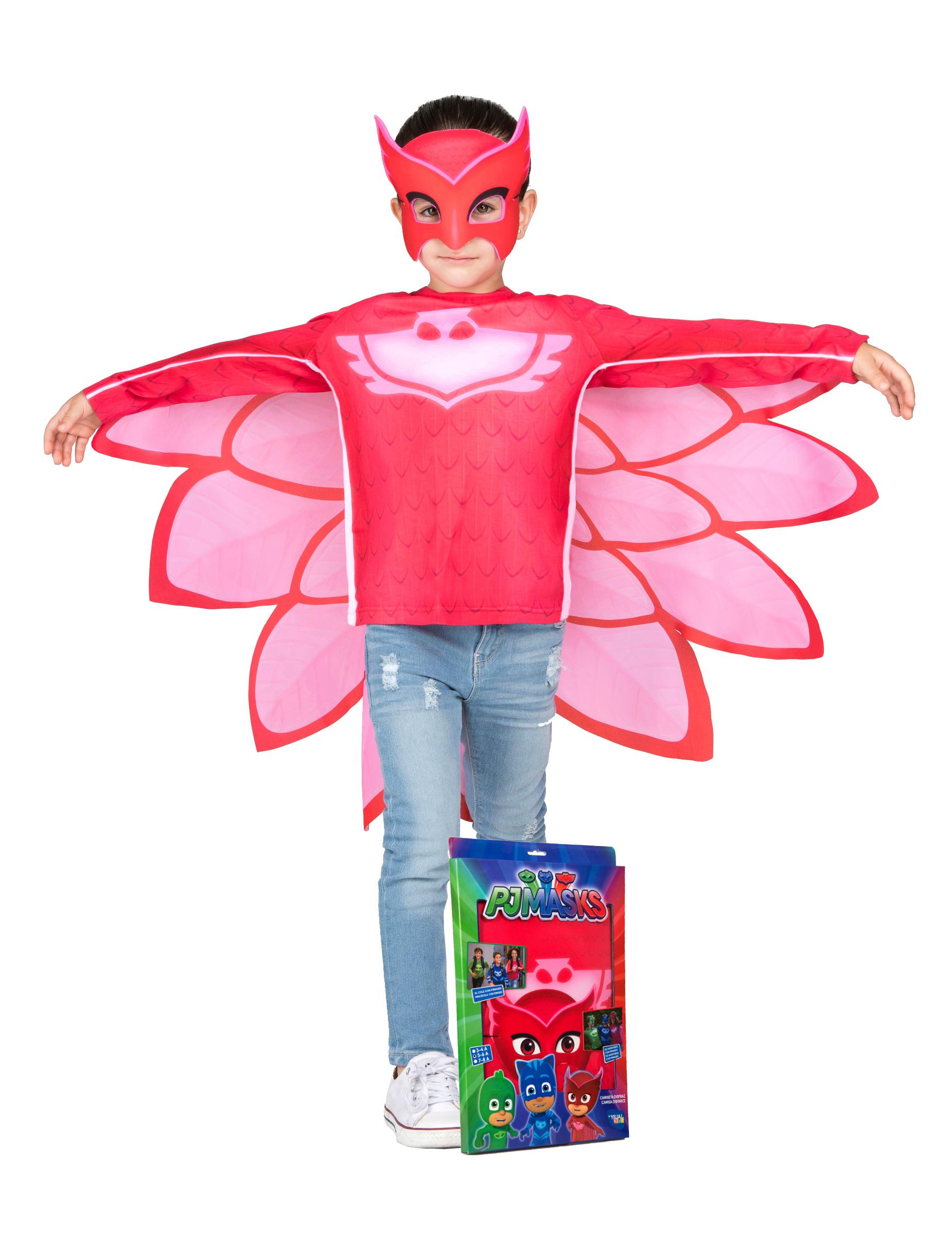 Amaya Eulette Kostüm PJ Masks Pyjamanhelden - 98/104 (3-4 Jahre) 273345