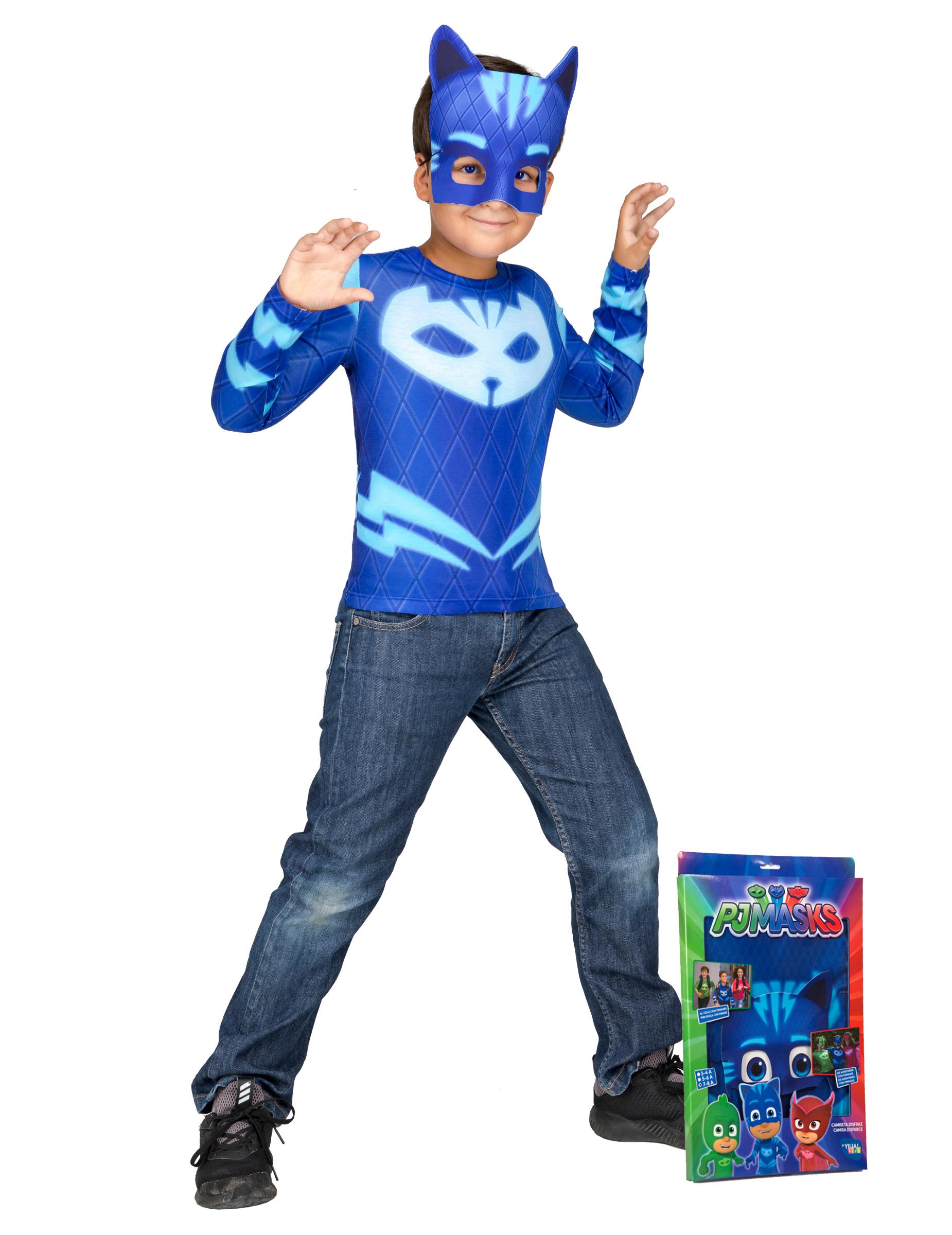 Catboy Kostüm PJ Masks Pyjamahelden - 110/116 (5-6 Jahre) 273349