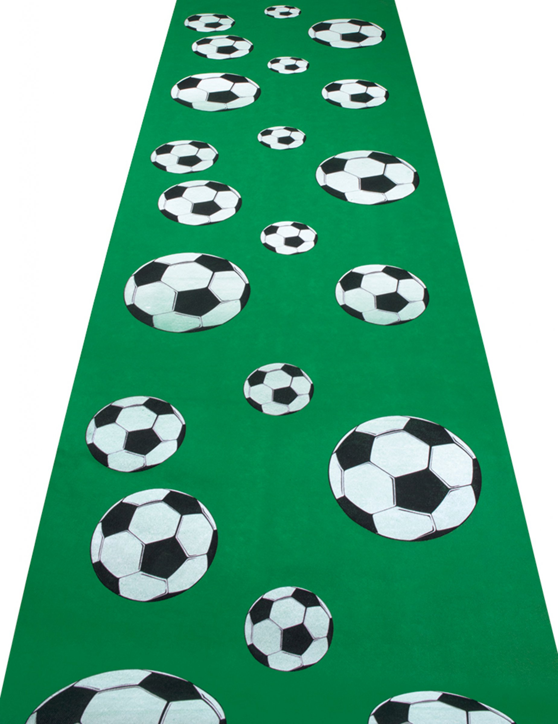 Fussball Party Teppich 450 X 60 Cm