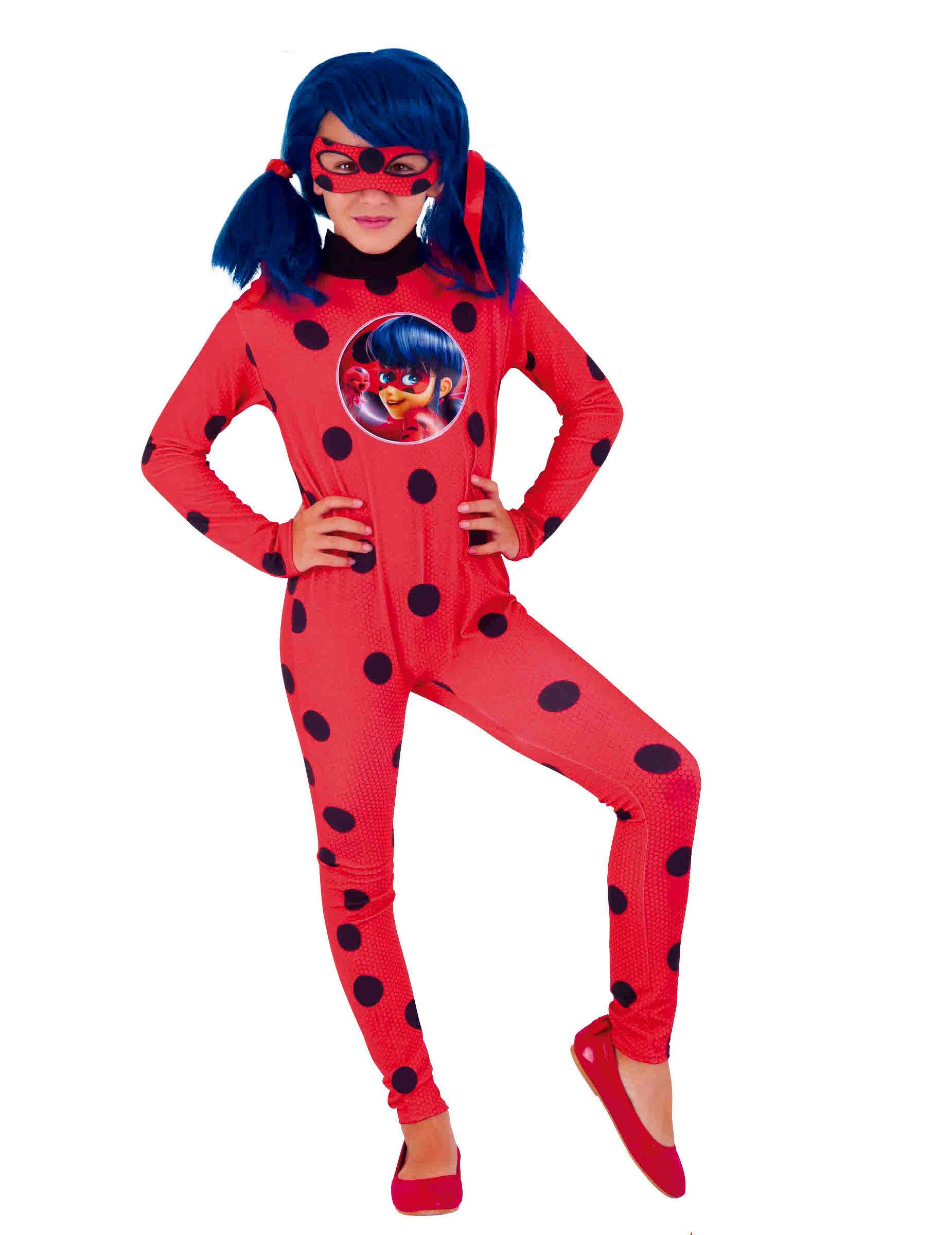ladybug kost m kombi f r m dchen kost me f r kinder und. Black Bedroom Furniture Sets. Home Design Ideas
