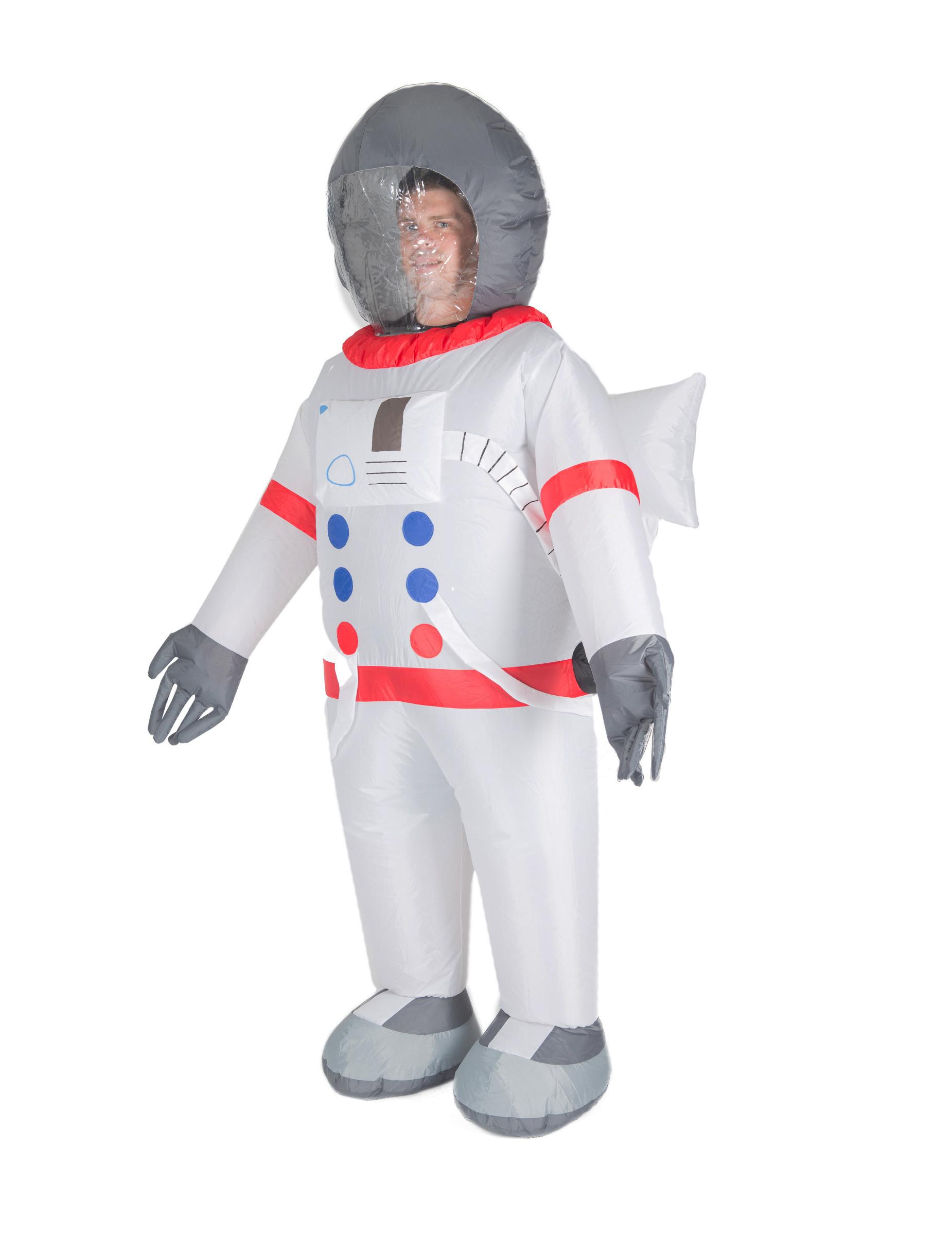 huckpack kost m astronaut kost me f r erwachsene und g nstige faschingskost me vegaoo. Black Bedroom Furniture Sets. Home Design Ideas