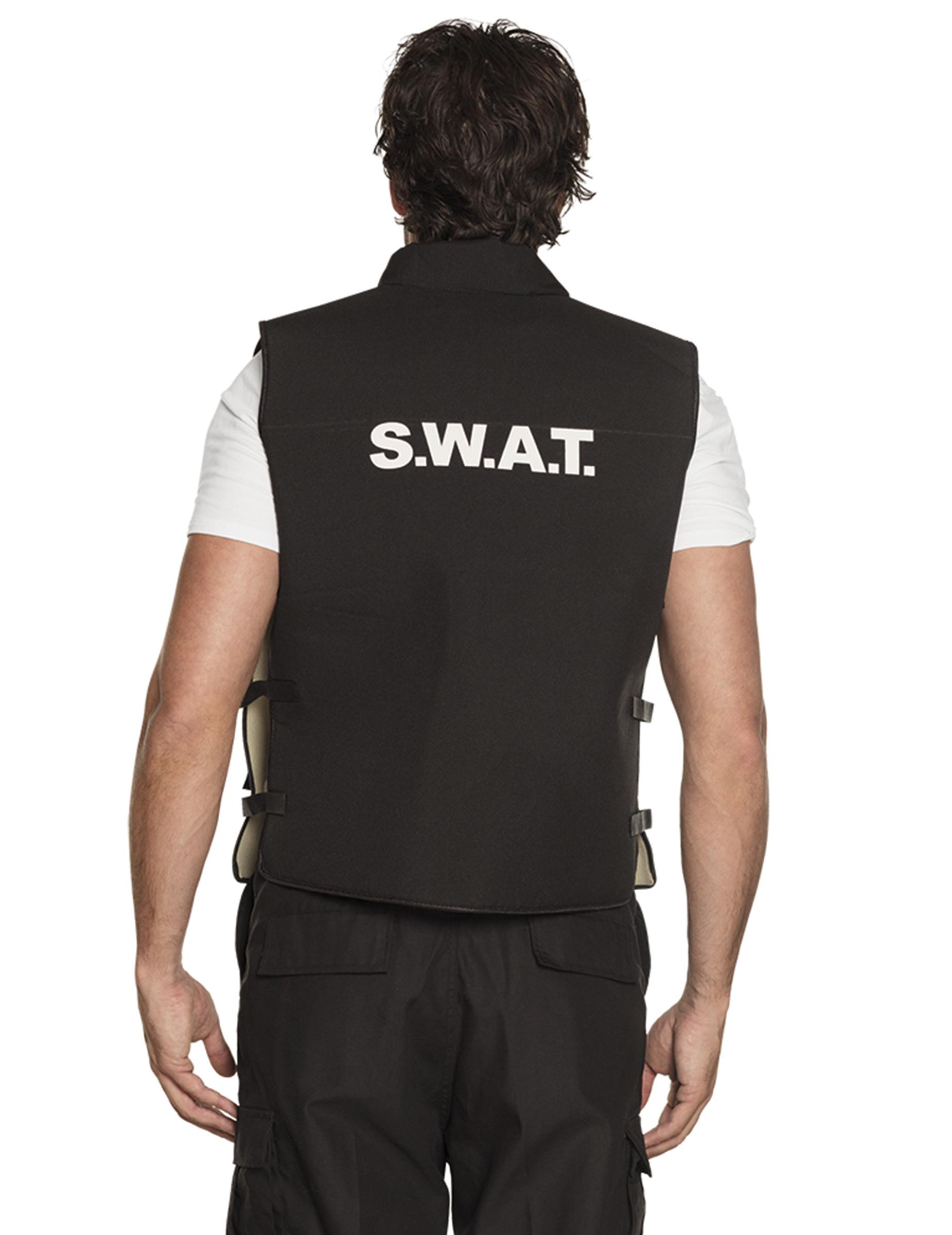 Polizeiuniform Schwarz