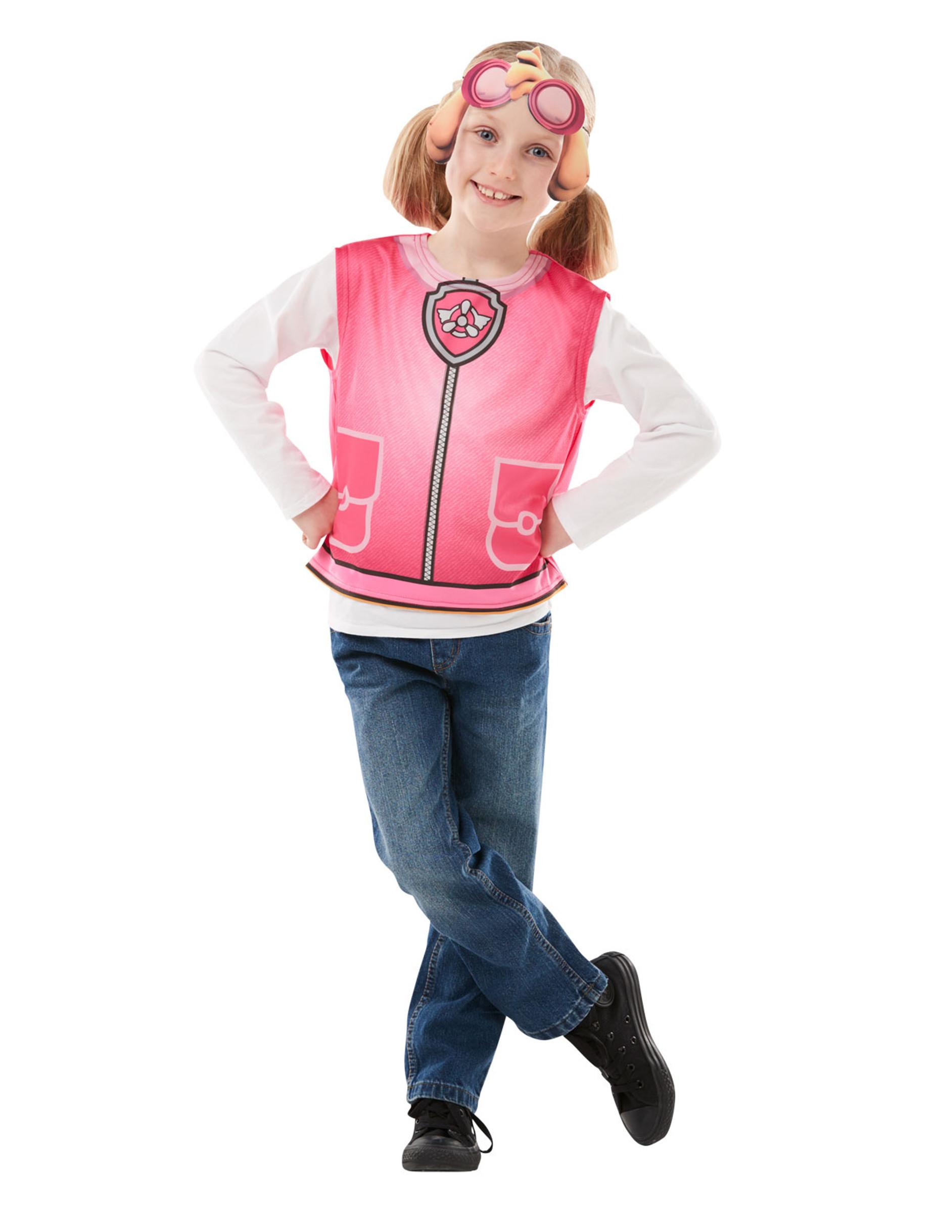 paw patrol lizenzkost m stella f r kinder rosa kost me f r kinder und g nstige. Black Bedroom Furniture Sets. Home Design Ideas