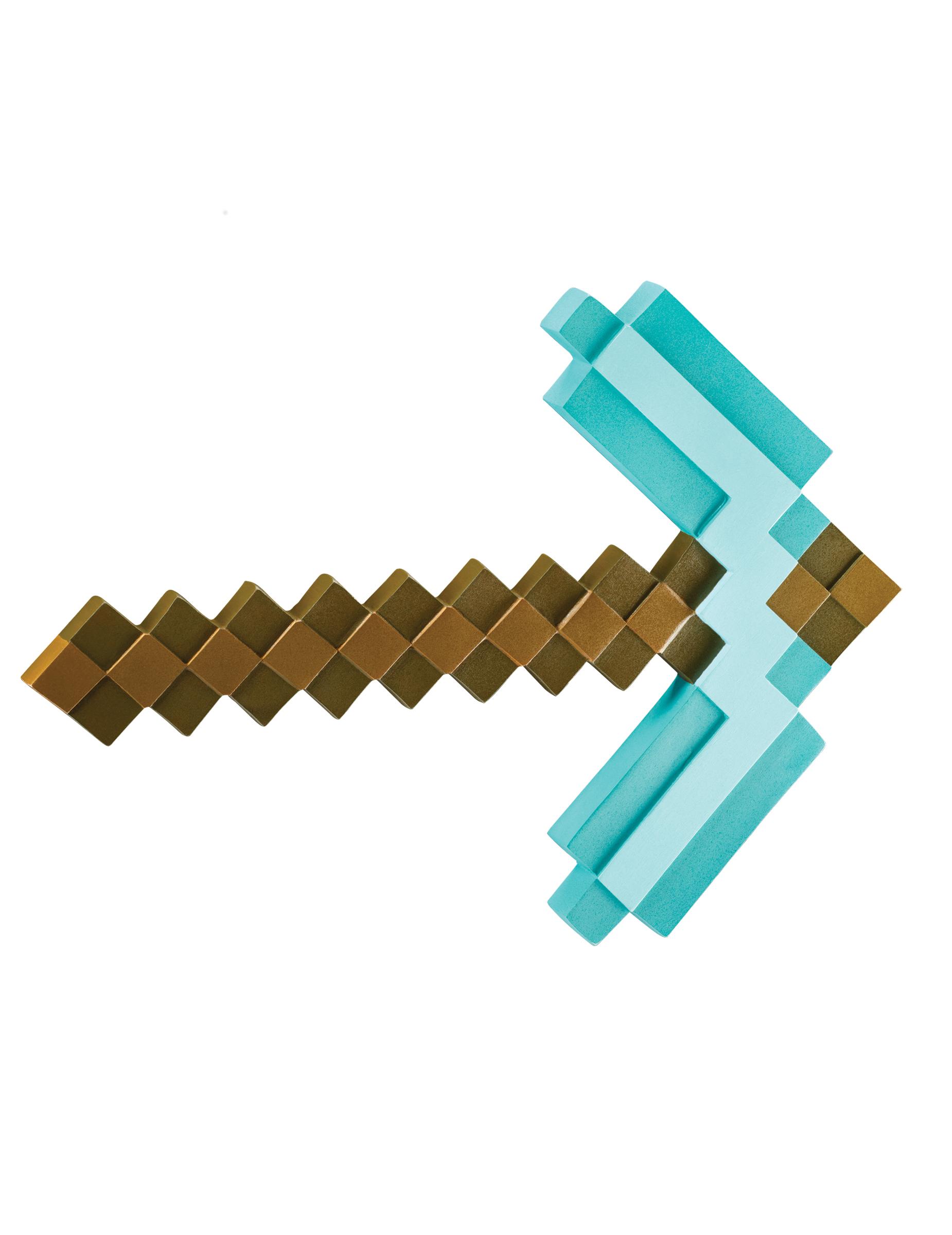 Minecraft Hacke Spielzeugwaffe für Kinder 282365