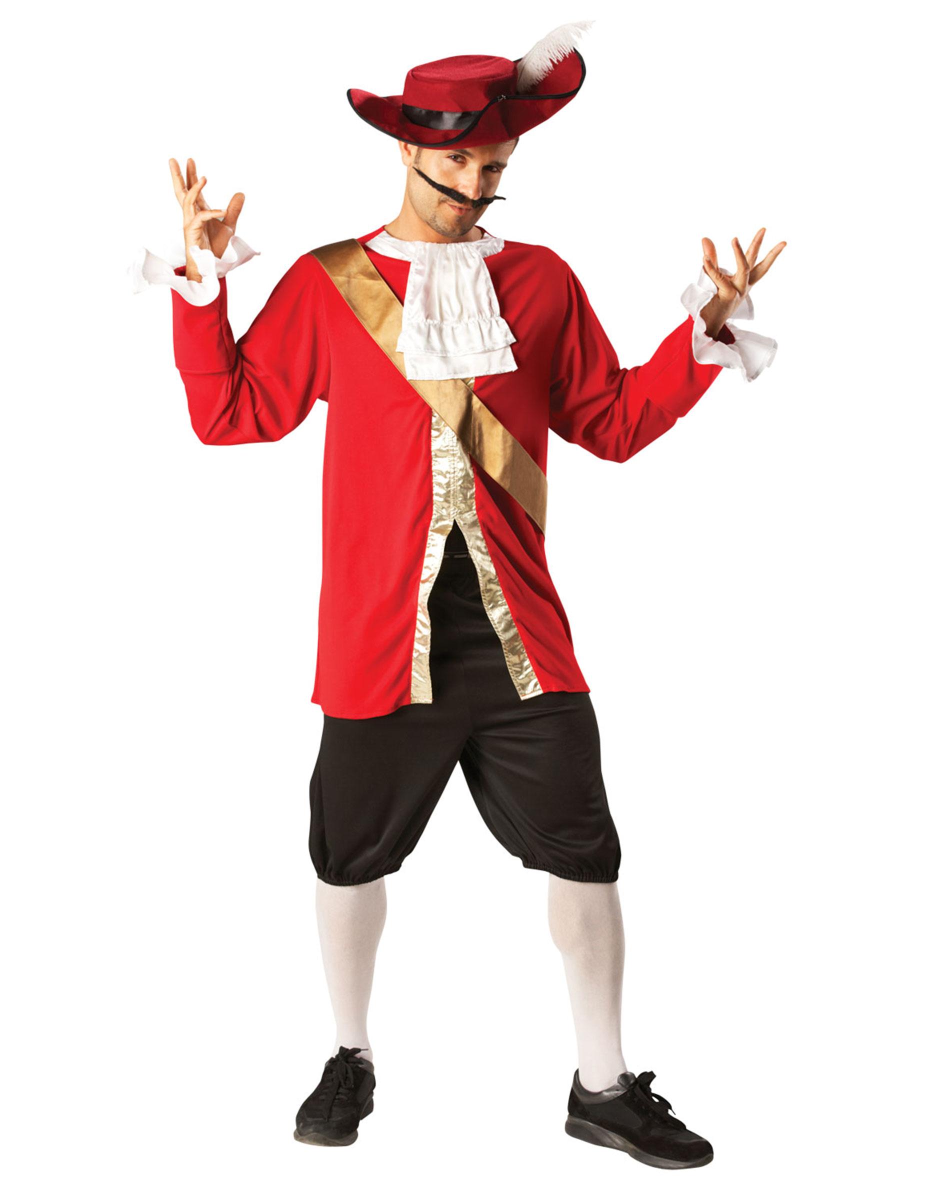 Captain Hook Disney Lizenzkostum Fur Herren Bunt Kostume Fur