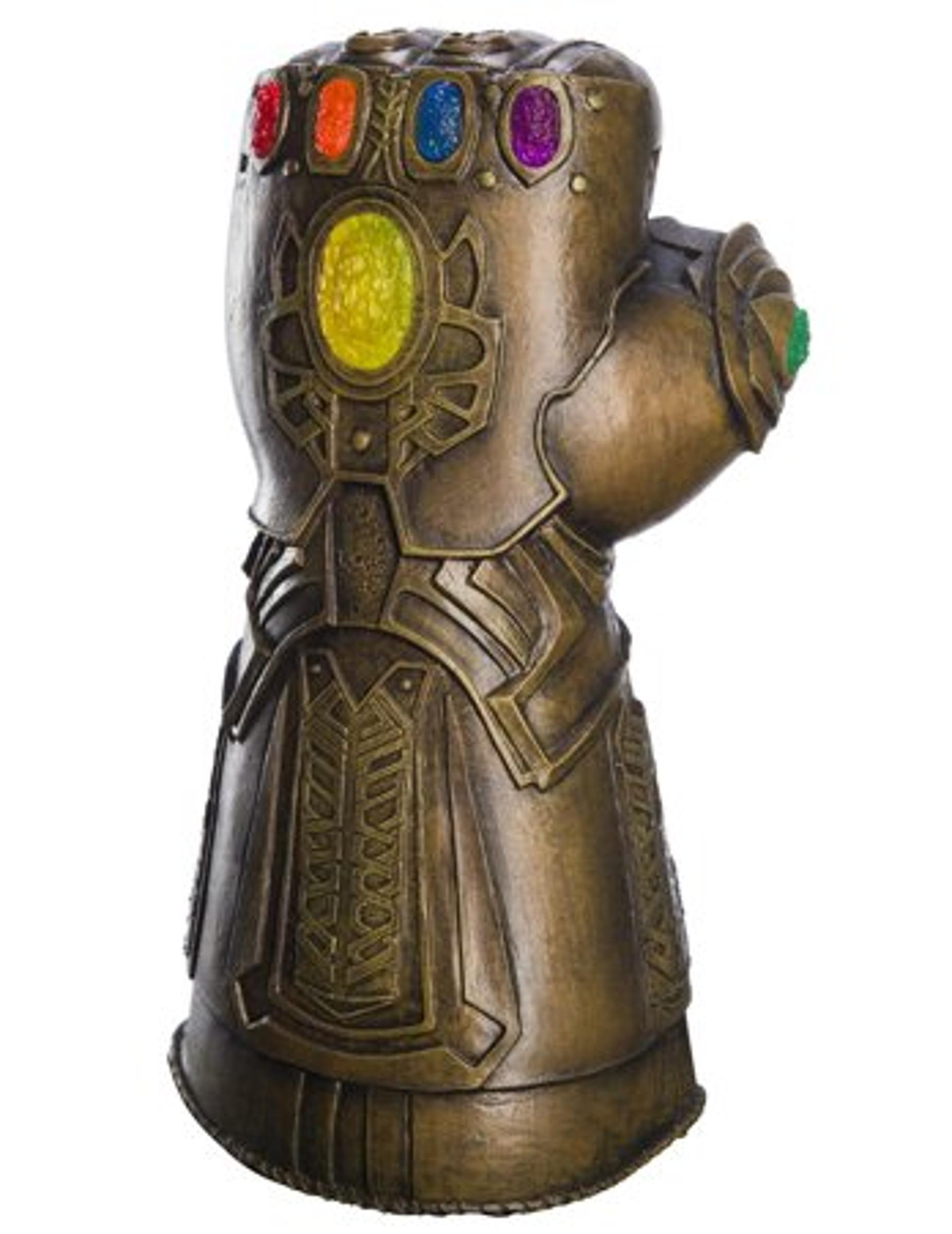 #Avengers™ Infinity War Handschuh Zubehör bunt#