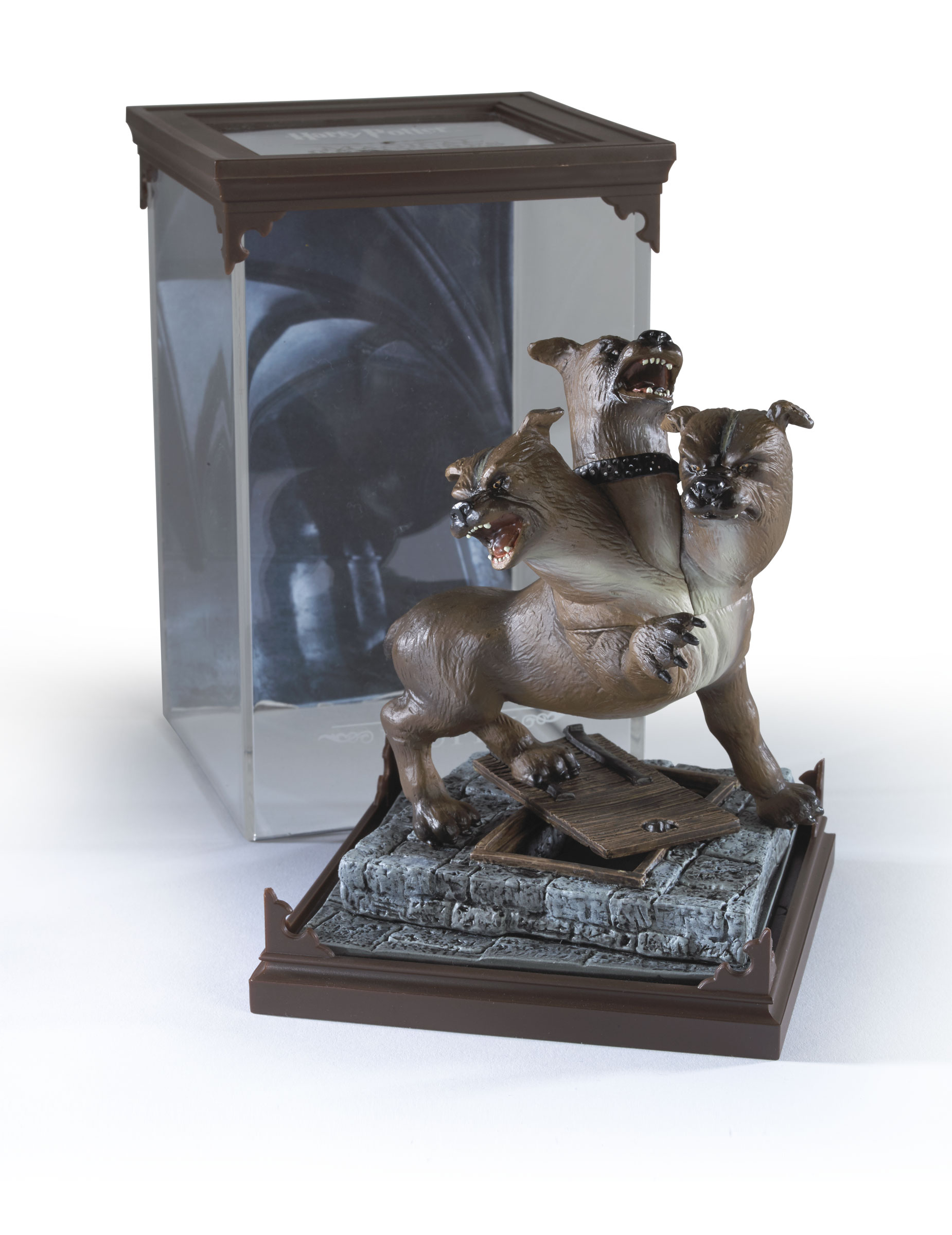 #Harry Potter™-Fluffy-Figur Deko-Gegenstand 18 cm#