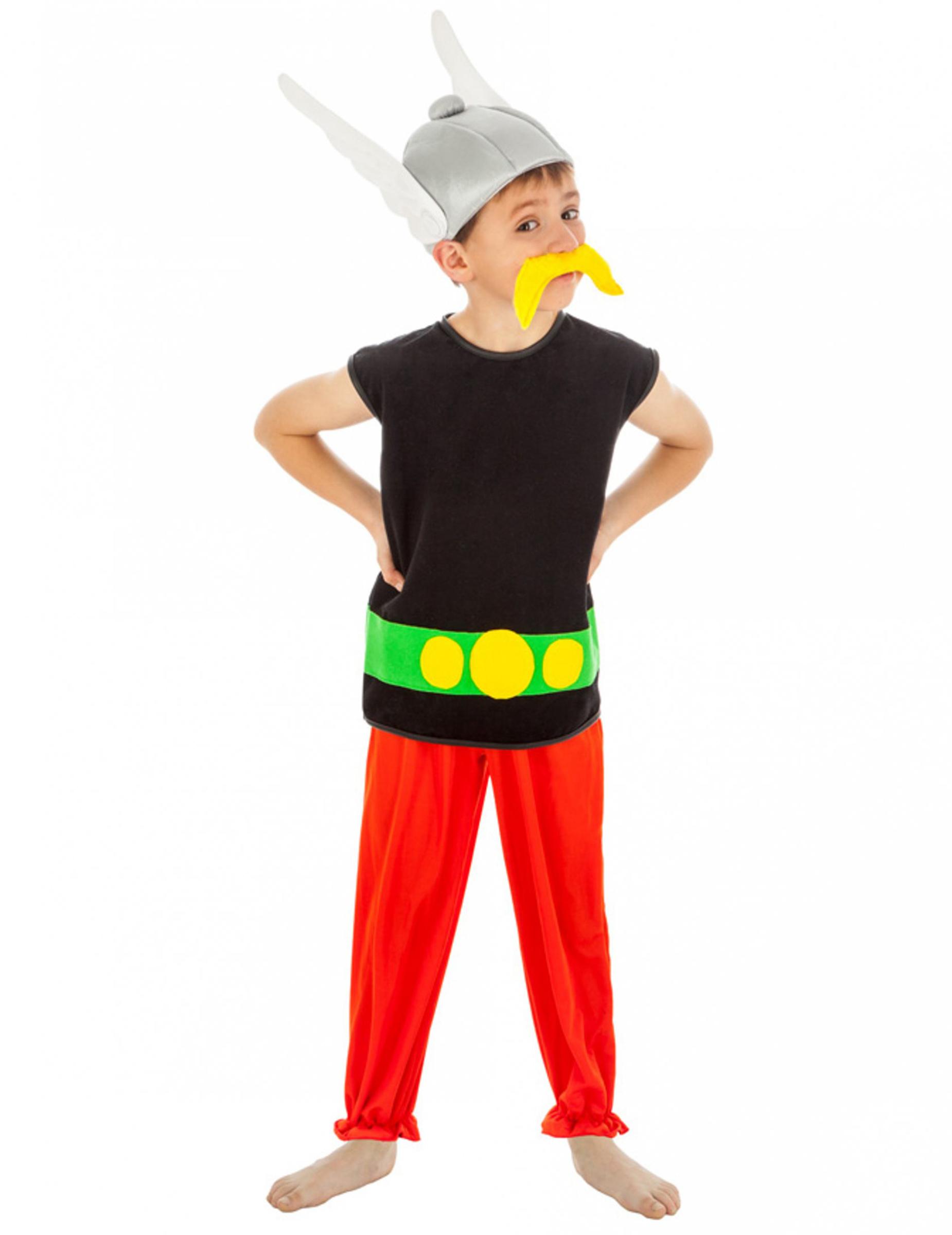 #Asterix™-Jungen Kostüm Lizenz-Verkleidung Kinder bunt#
