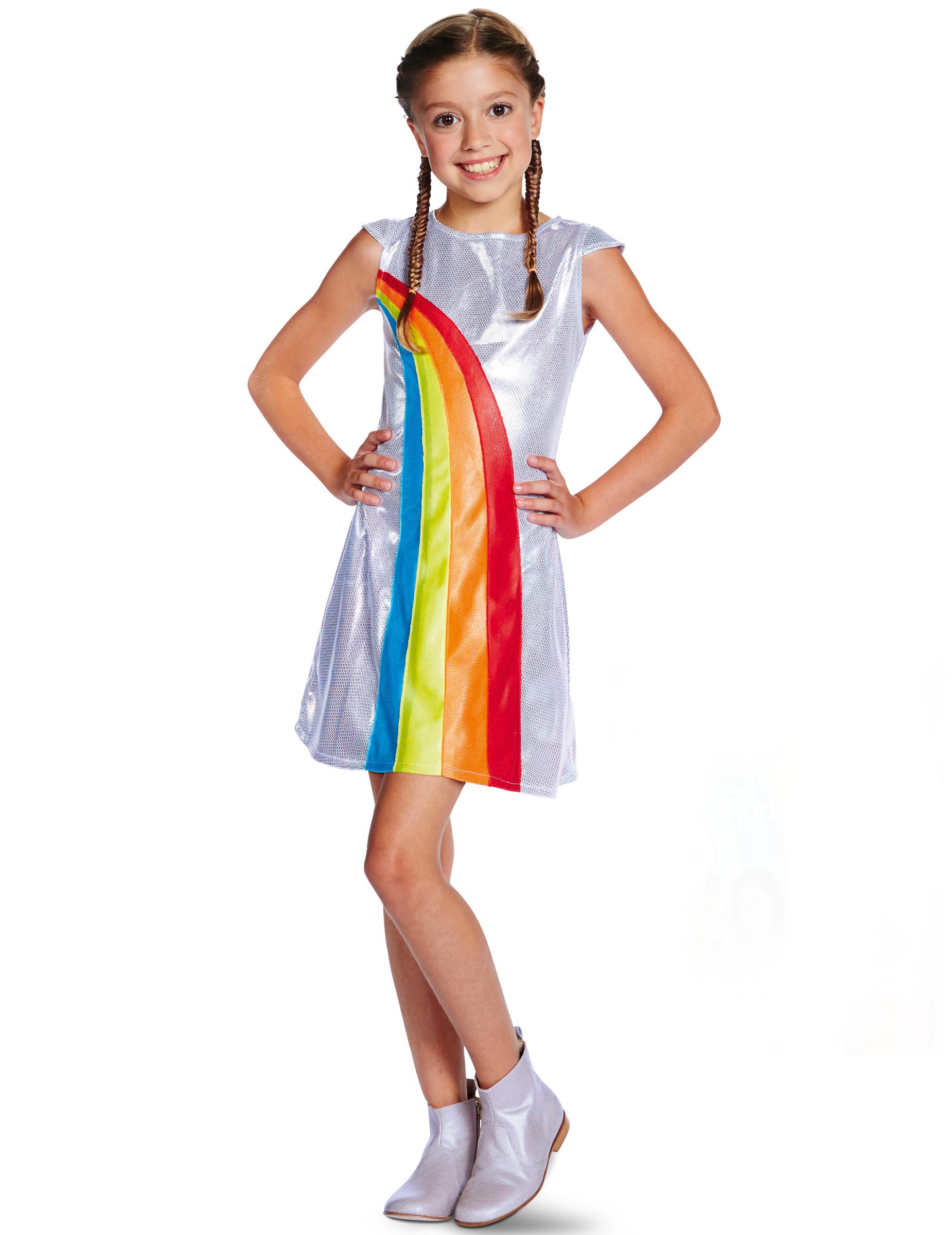 Regenbogen Kostüm für Mädchen K9™ Kostüme für Kinder,und günstige ...
