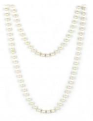 Lange Perlenkette für Damen