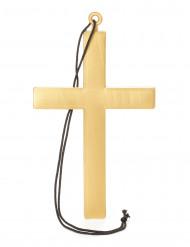 Mönchskreuz gold