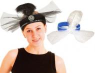 Haarband Charleston für Erwachsene