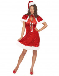 Nikolaus-Kostüm für Damen