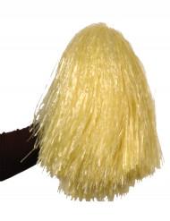 Pompon Fan gelb