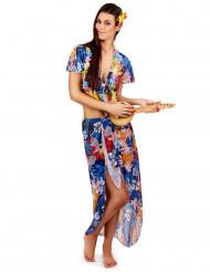 Urlauberinkostüm Hawaii für Damen