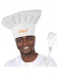 Chefkochmütze für Erwachsene