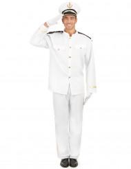 Kapitän Marine Herrenkostüm