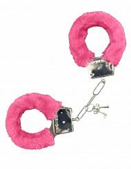 Rosa Handschellen
