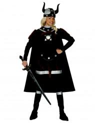 Wikinger-Kostüm für Damen